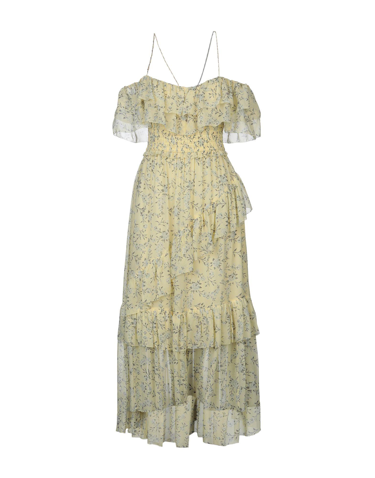ULLA JOHNSON Длинное платье ulla johnson длинное платье