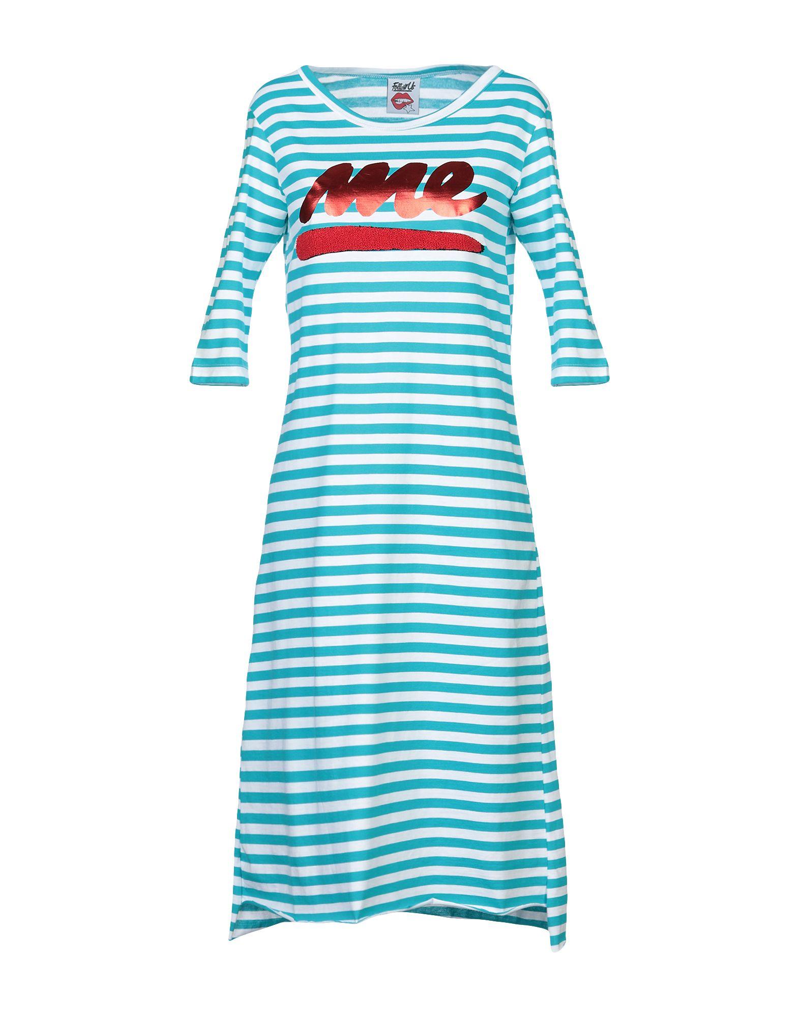 FOLLOW US Платье до колена цена 2017