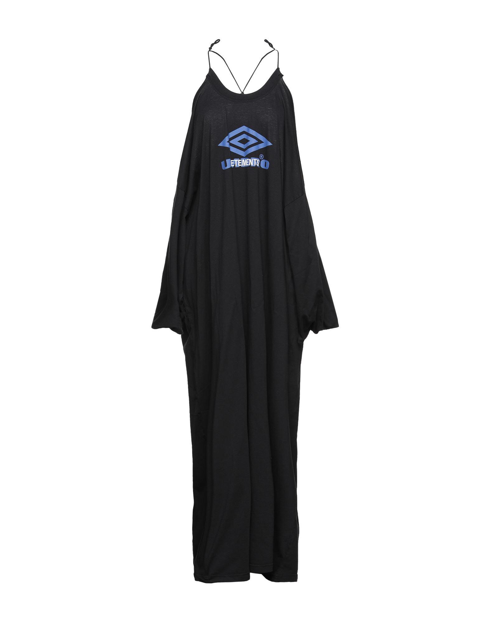 VETEMENTS x UMBRO Длинное платье