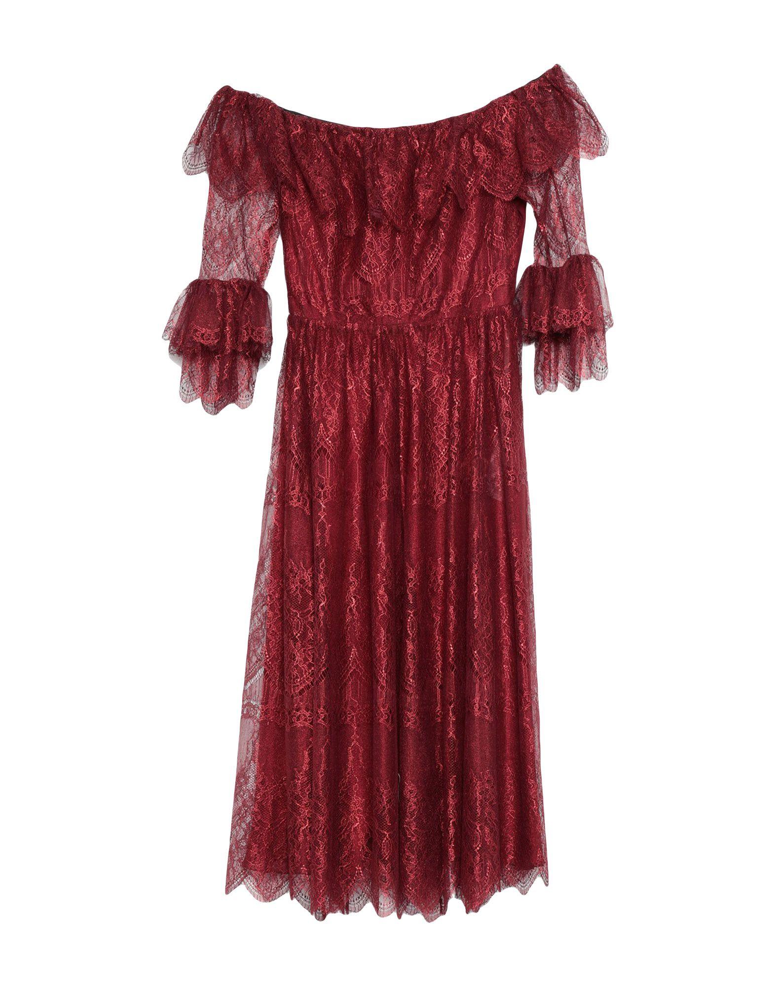 Фото - MARIA LUCIA HOHAN Платье длиной 3/4 maria grachvogel платье длиной 3 4