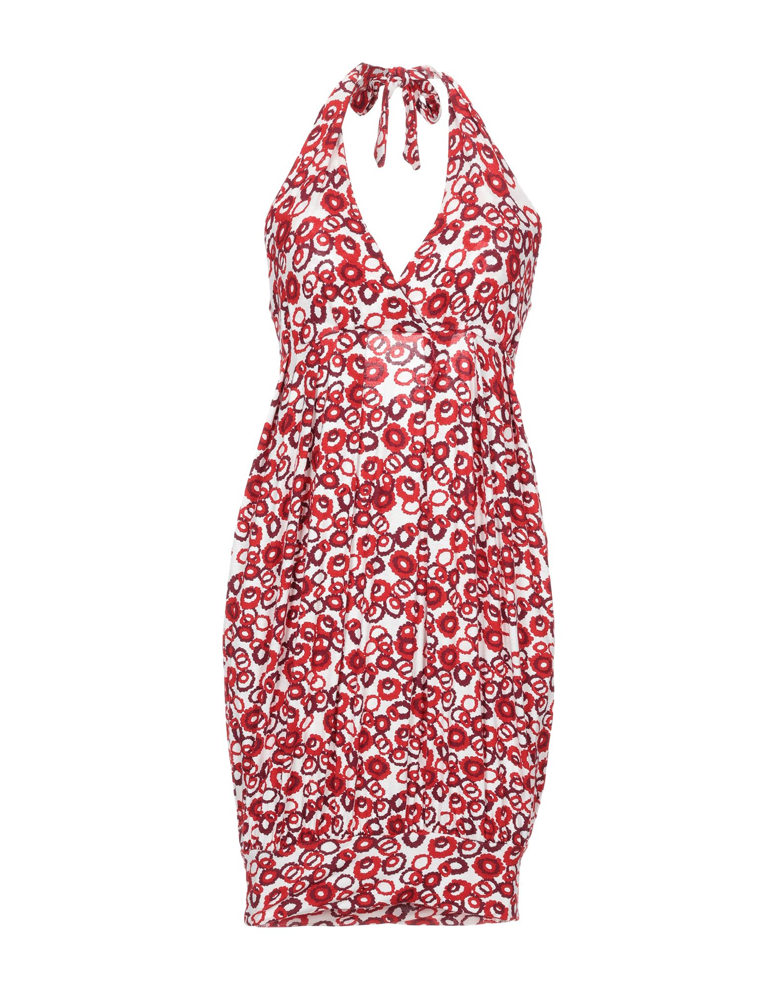FRANCESCA FERRANTE Платье до колена набор корзин плетеных ива d20хh10 24см d15 5xh9 20см 2 шт 913126