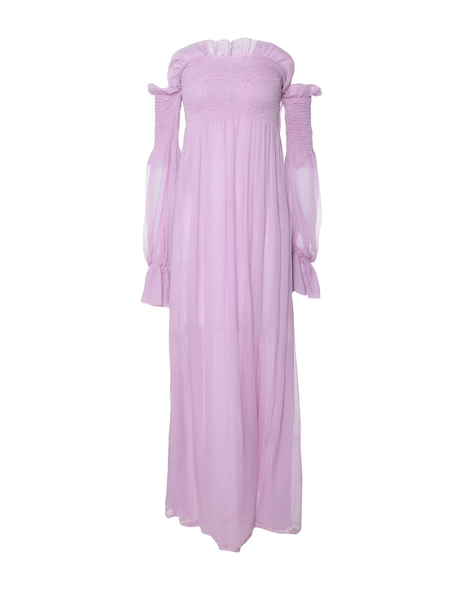 lucille блузка LUCILLE Длинное платье