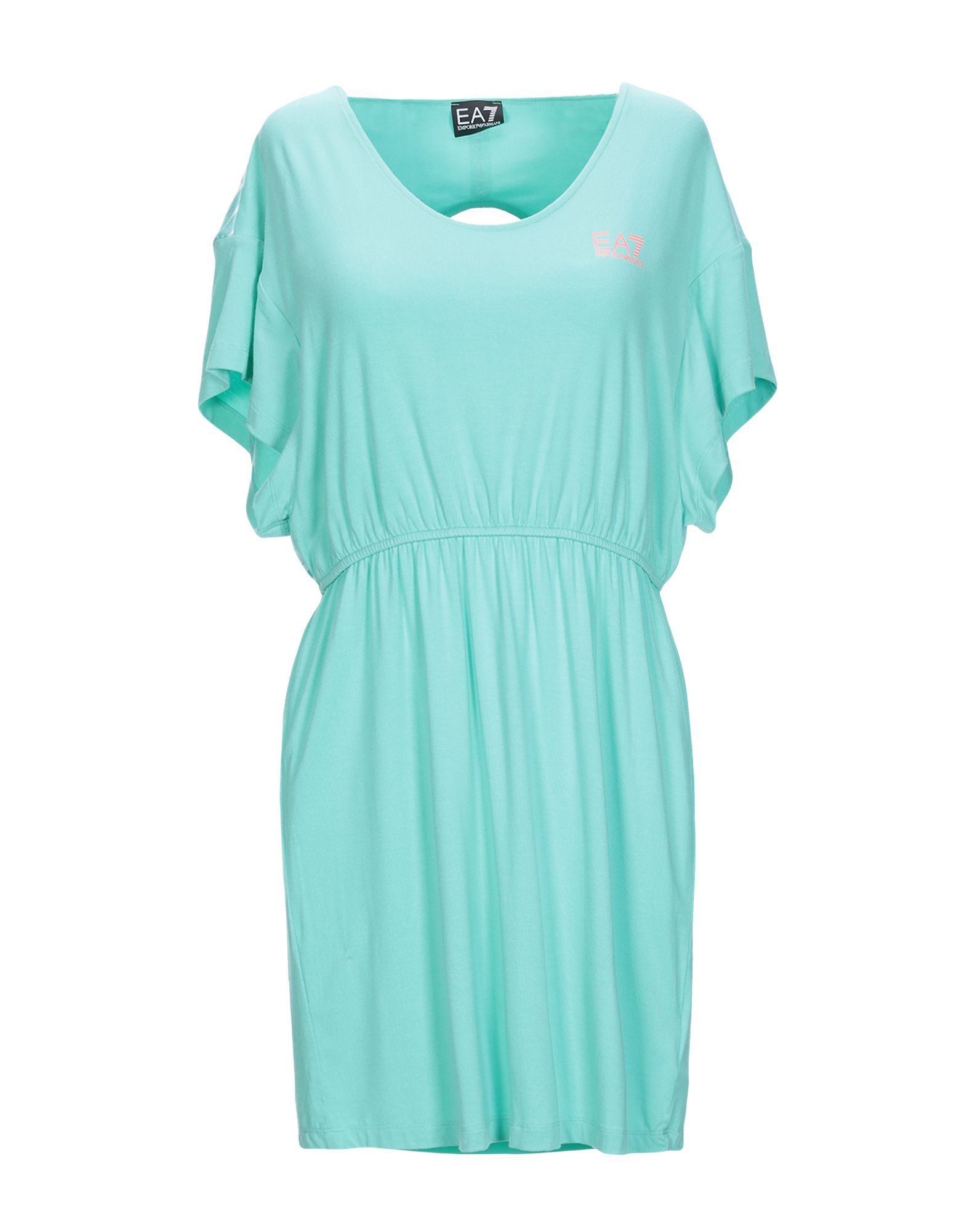 EA7 Короткое платье платье ea7 ea7 ea002ewbodt2