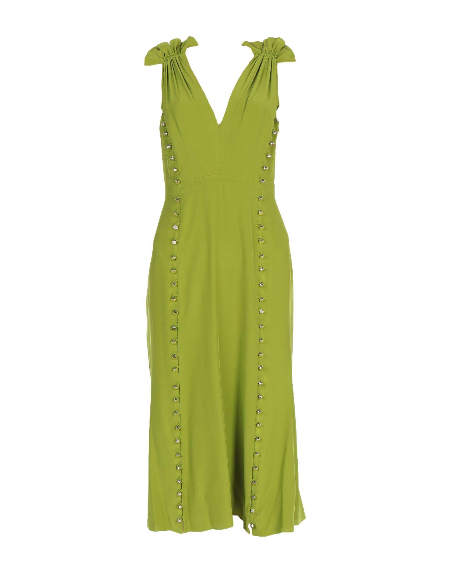 PRABAL GURUNG Платье длиной 3/4 prabal gurung юбка длиной 3 4