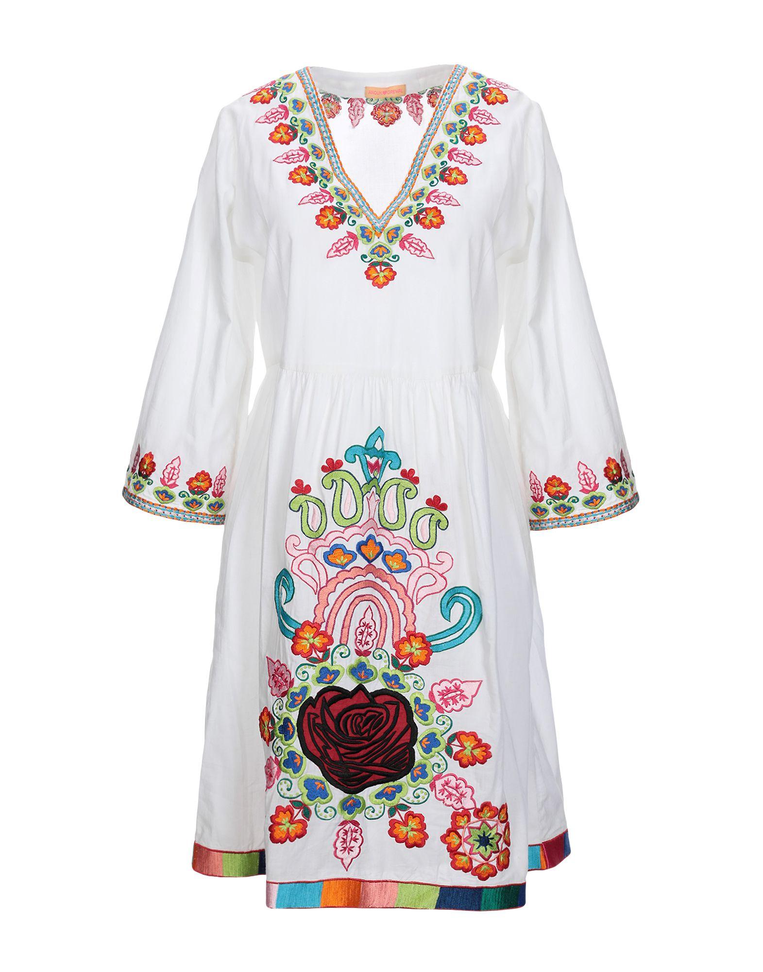 ANOUK GREWAL Короткое платье недорго, оригинальная цена