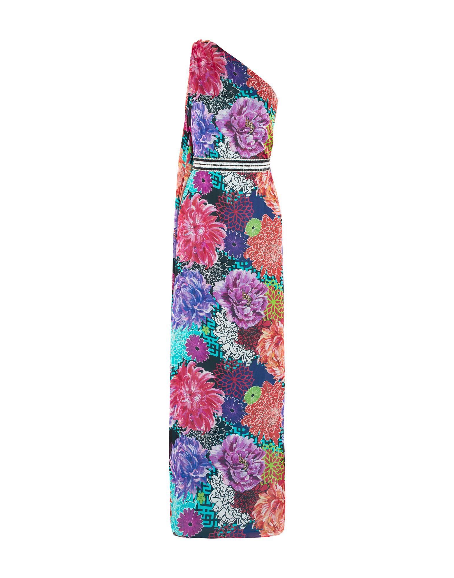 купить MATTHEW WILLIAMSON Длинное платье по цене 19950 рублей