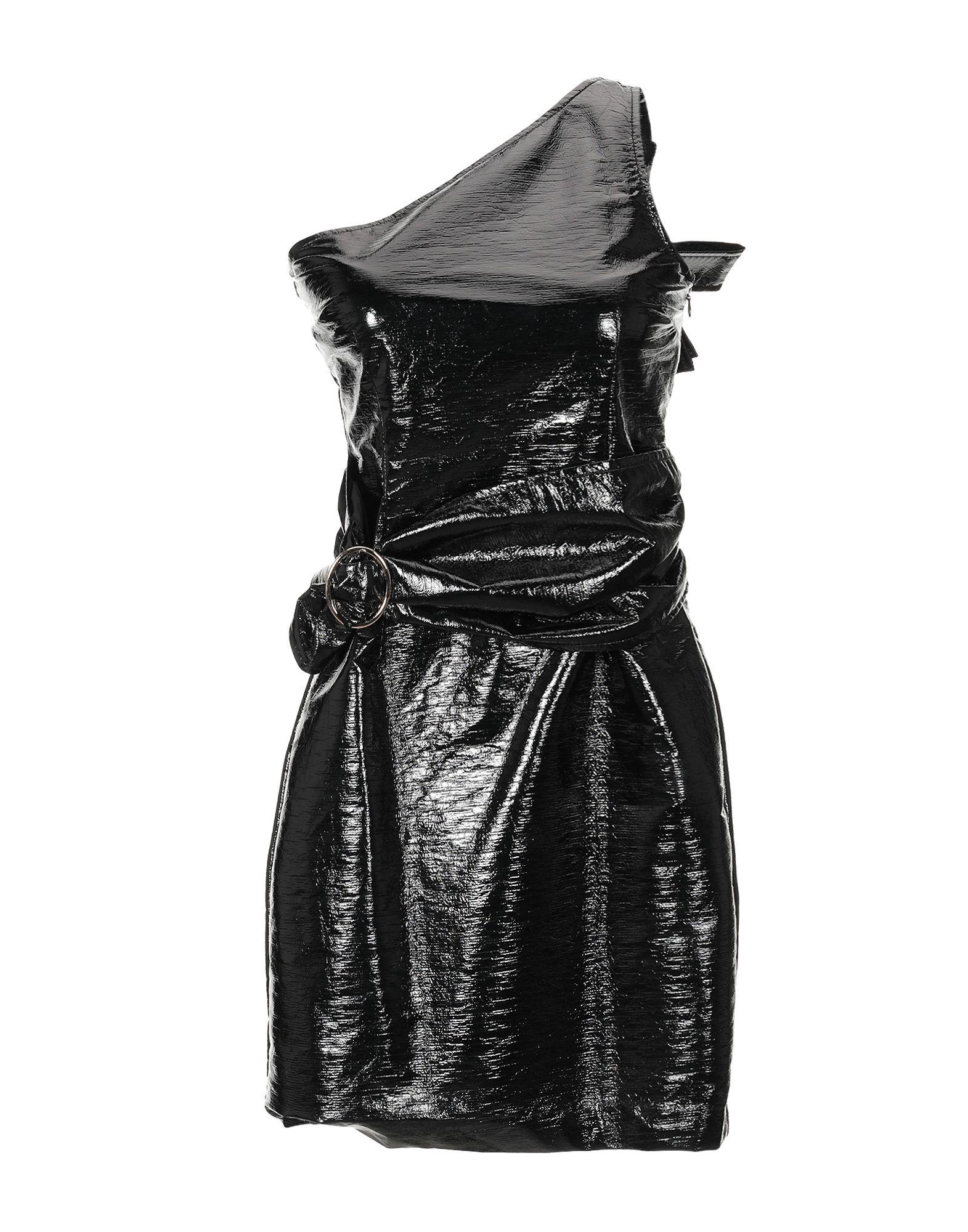 BAUM UND PFERDGARTEN Короткое платье baum und pferdgarten юбка длиной 3 4