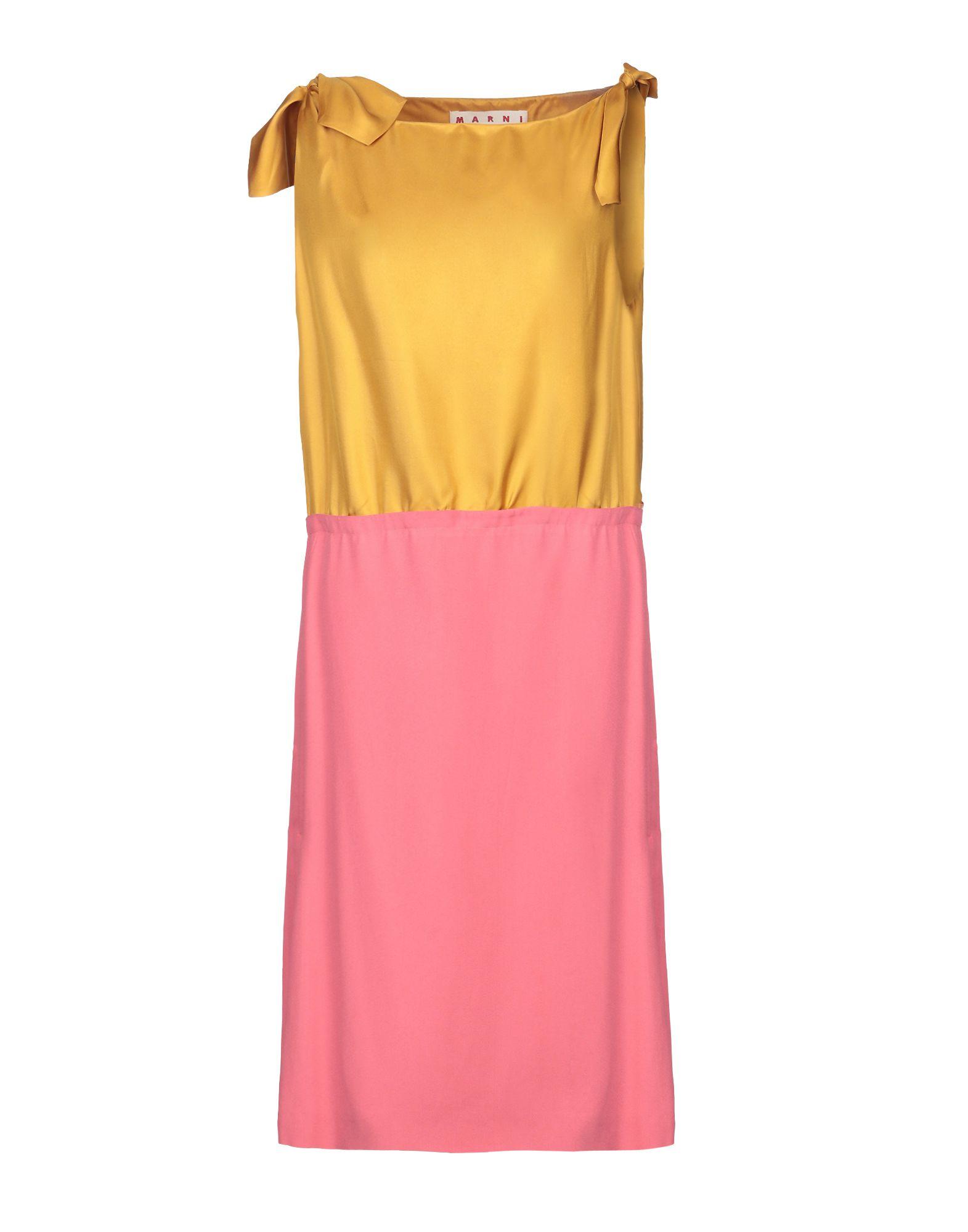 MARNI Платье до колена