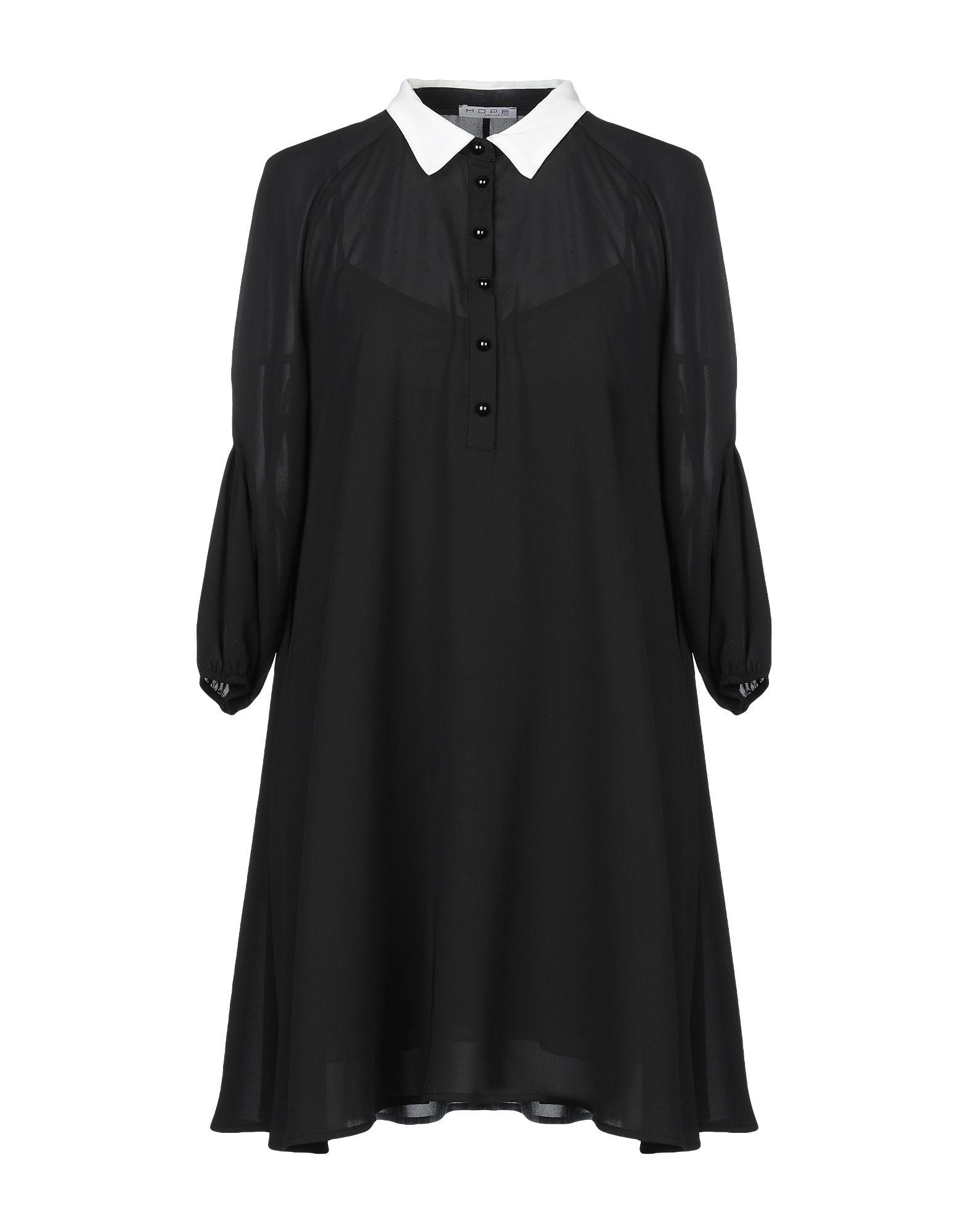HOPE COLLECTION Короткое платье цена 2017