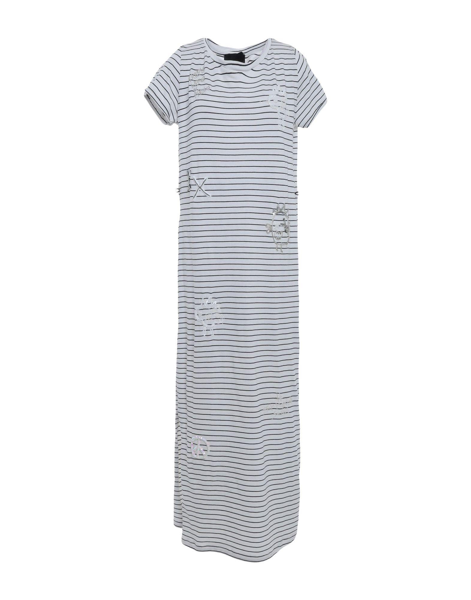 SVNTY Длинное платье