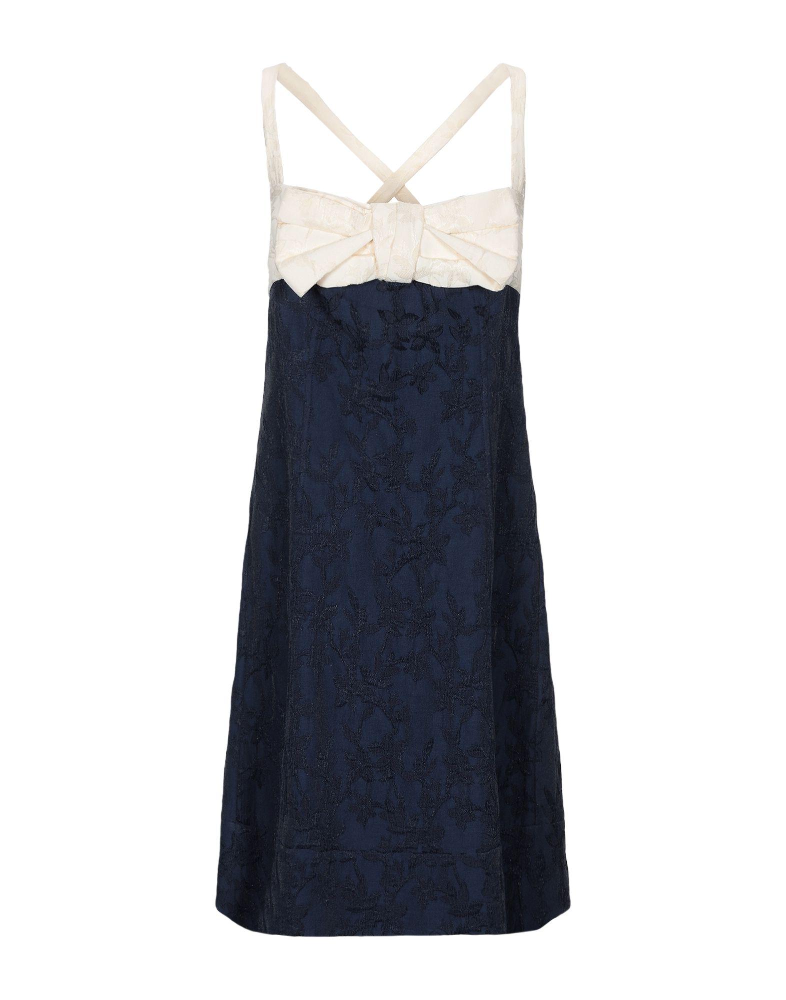 BURANI COLLEZIONI Короткое платье