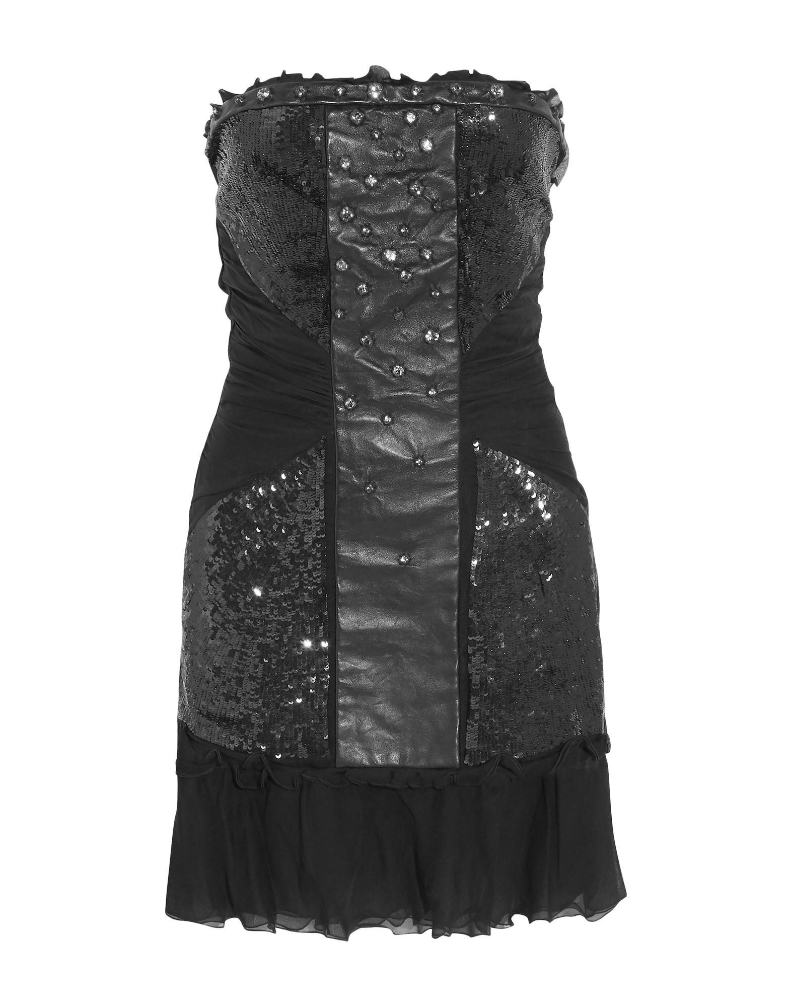 VALENTINO Короткое платье valentino юбка карандаш с кружевом
