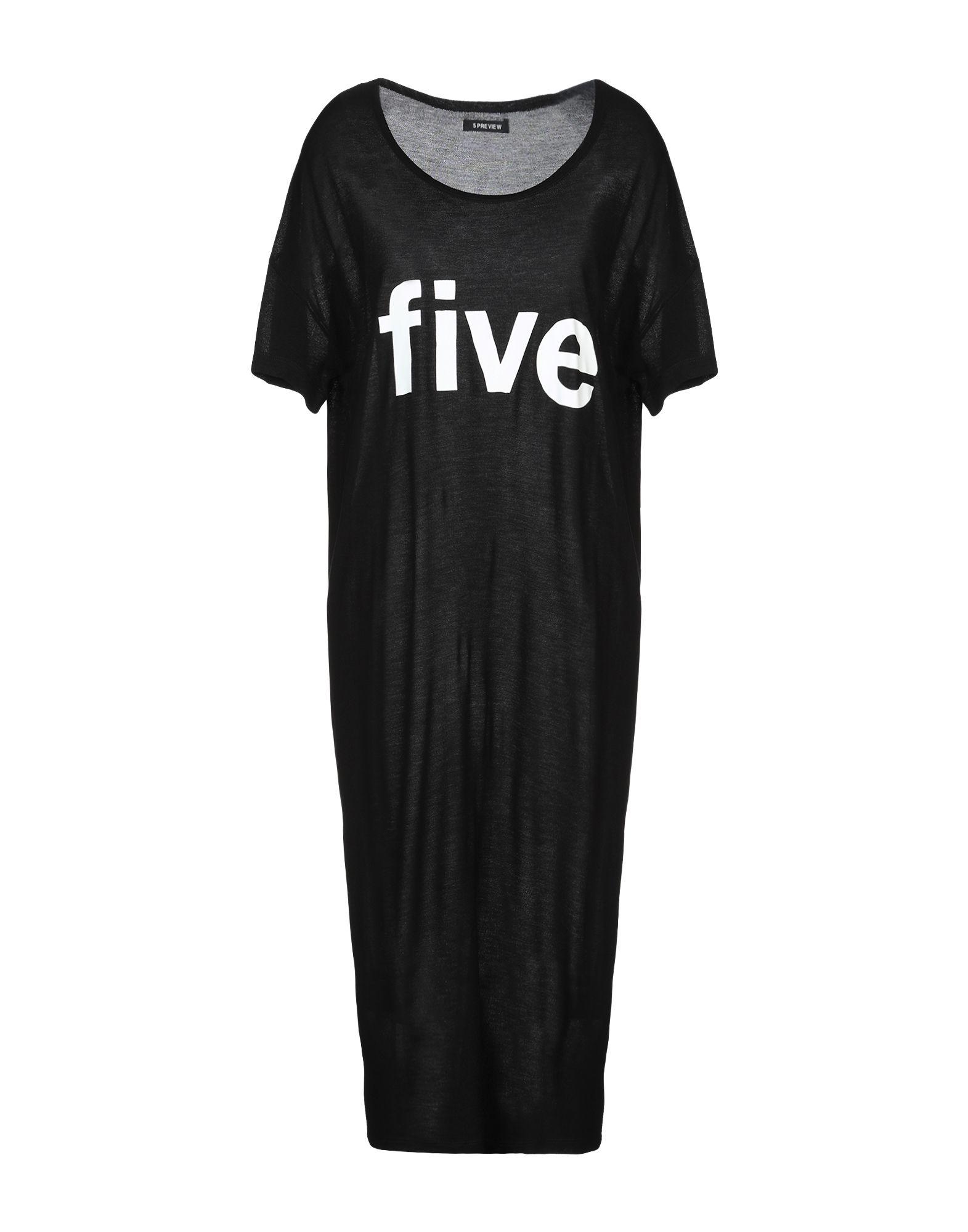 5PREVIEW Платье до колена
