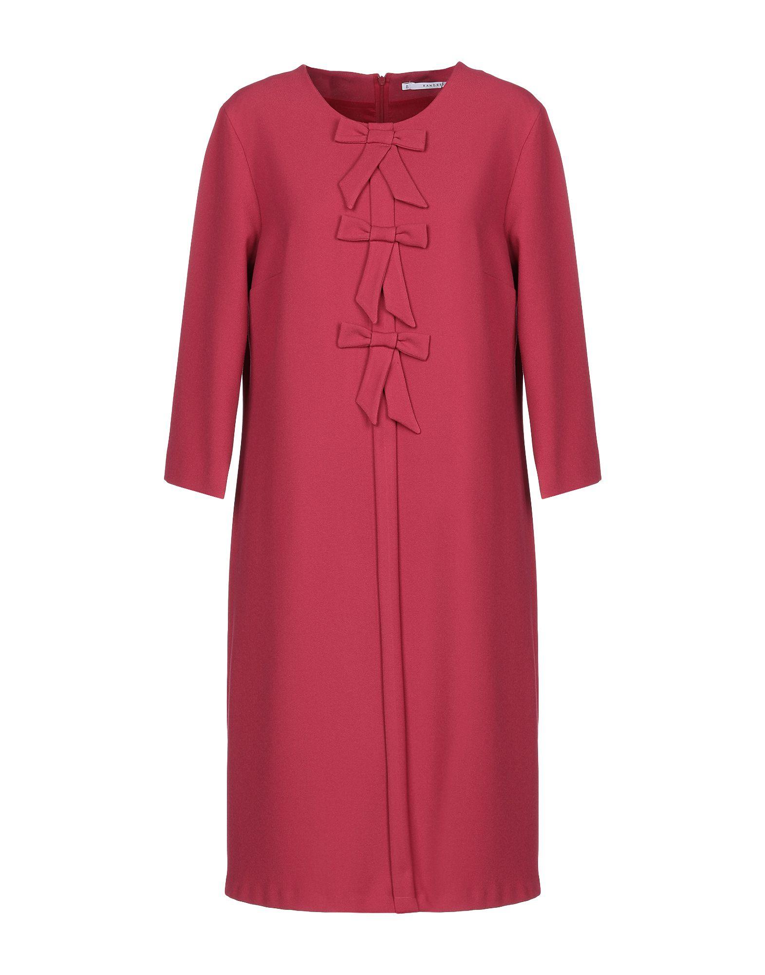 купить XANDRES Платье до колена дешево