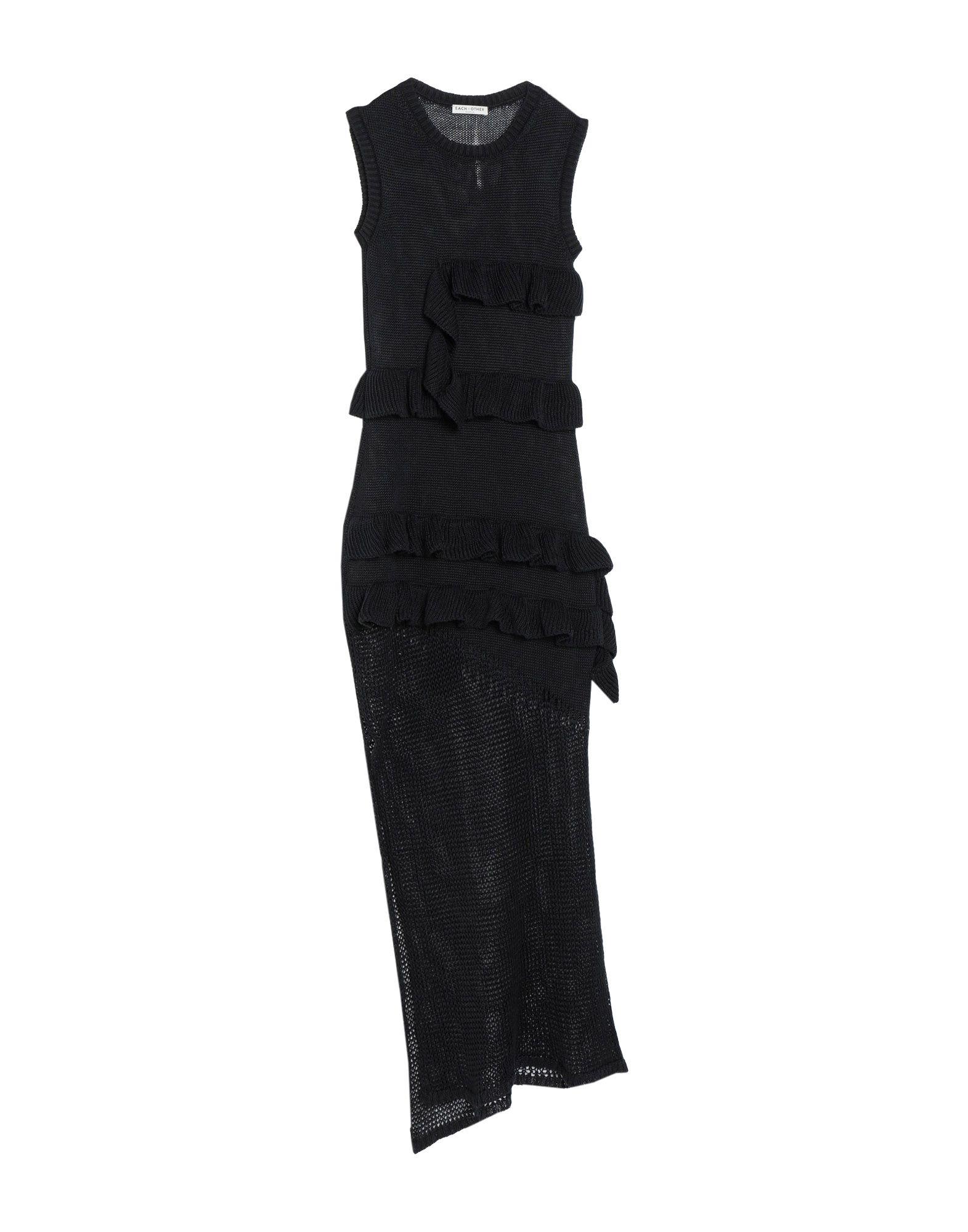 EACH X OTHER Длинное платье сумка other 100 x 20 25