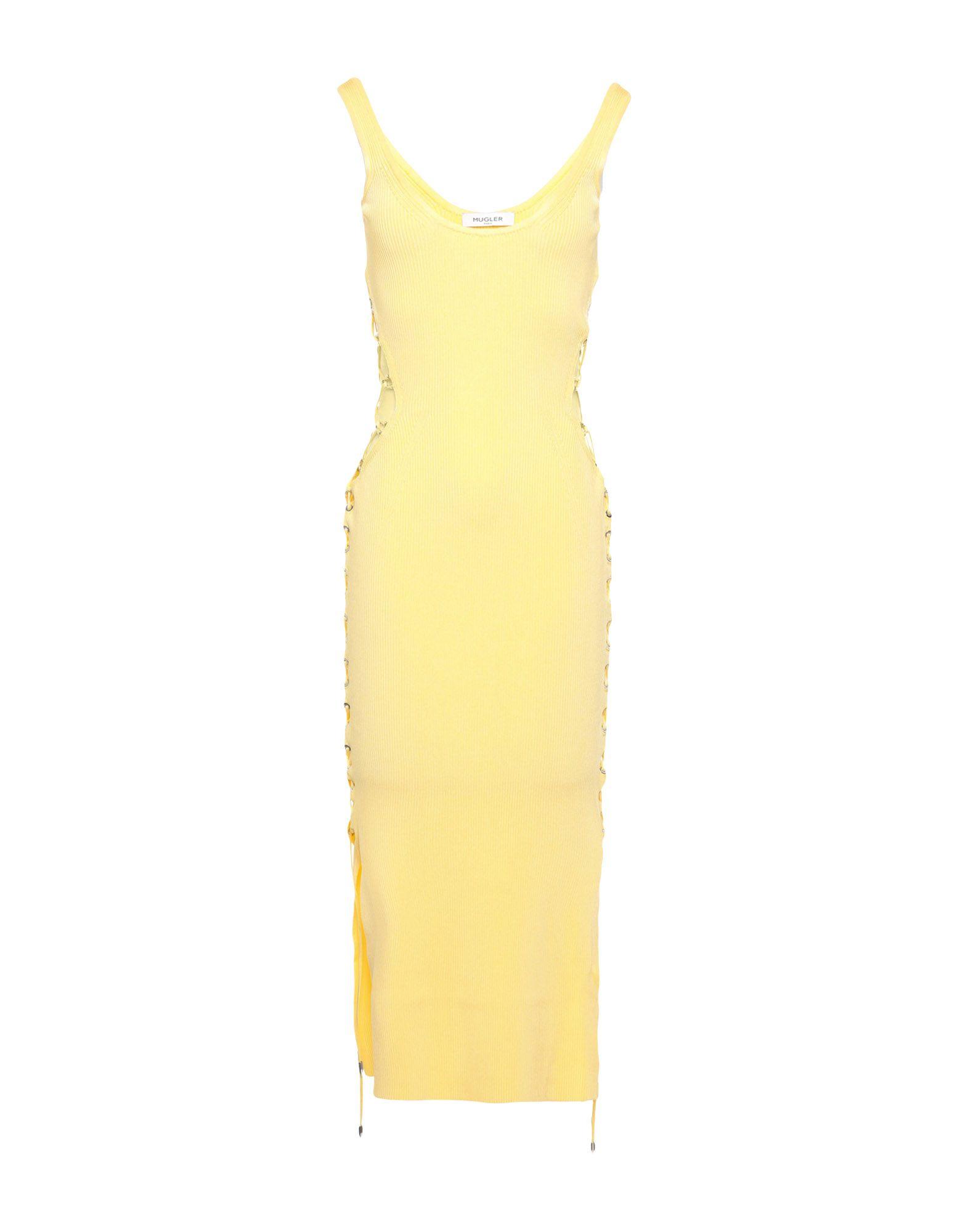 цена на MUGLER Платье длиной 3/4