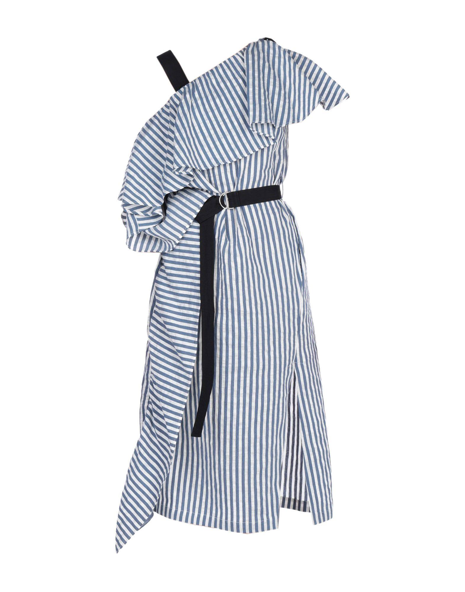 EUDON CHOI Платье длиной 3/4 eudon choi блузка