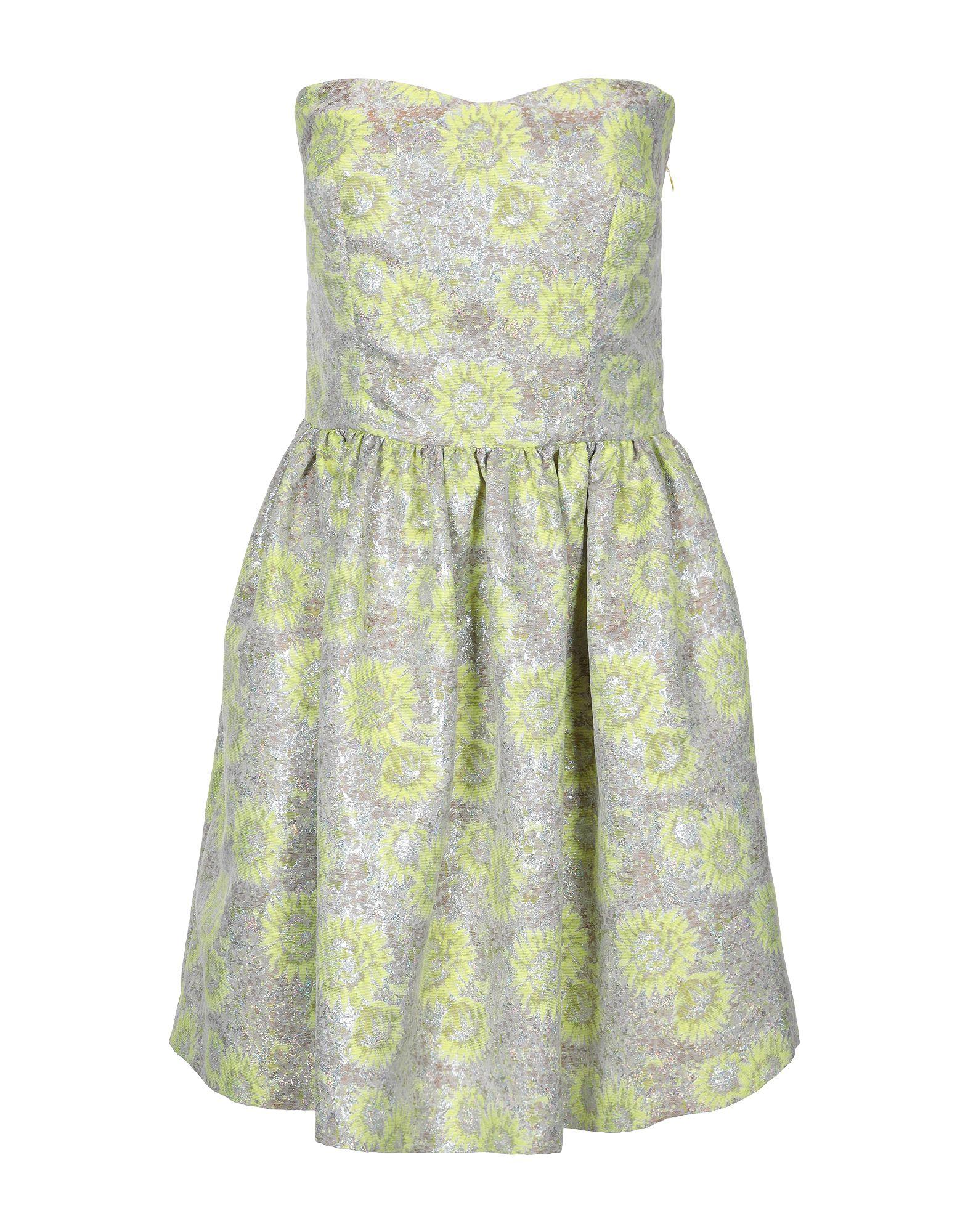 CHLOTILDE Короткое платье недорго, оригинальная цена