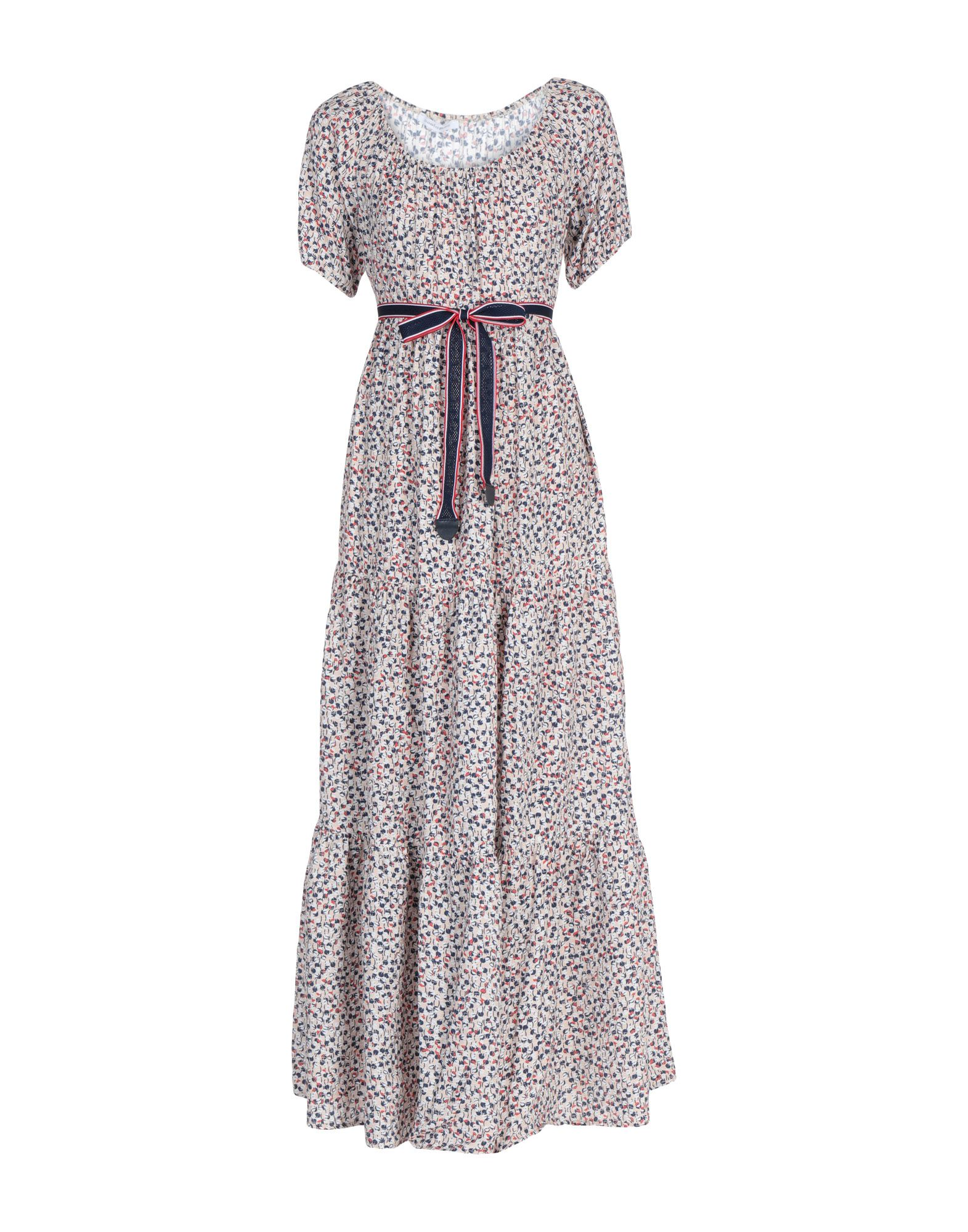 PAOLA PRATA Длинное платье paola t длинное платье