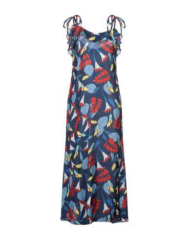 Длинное платье GIN & GER
