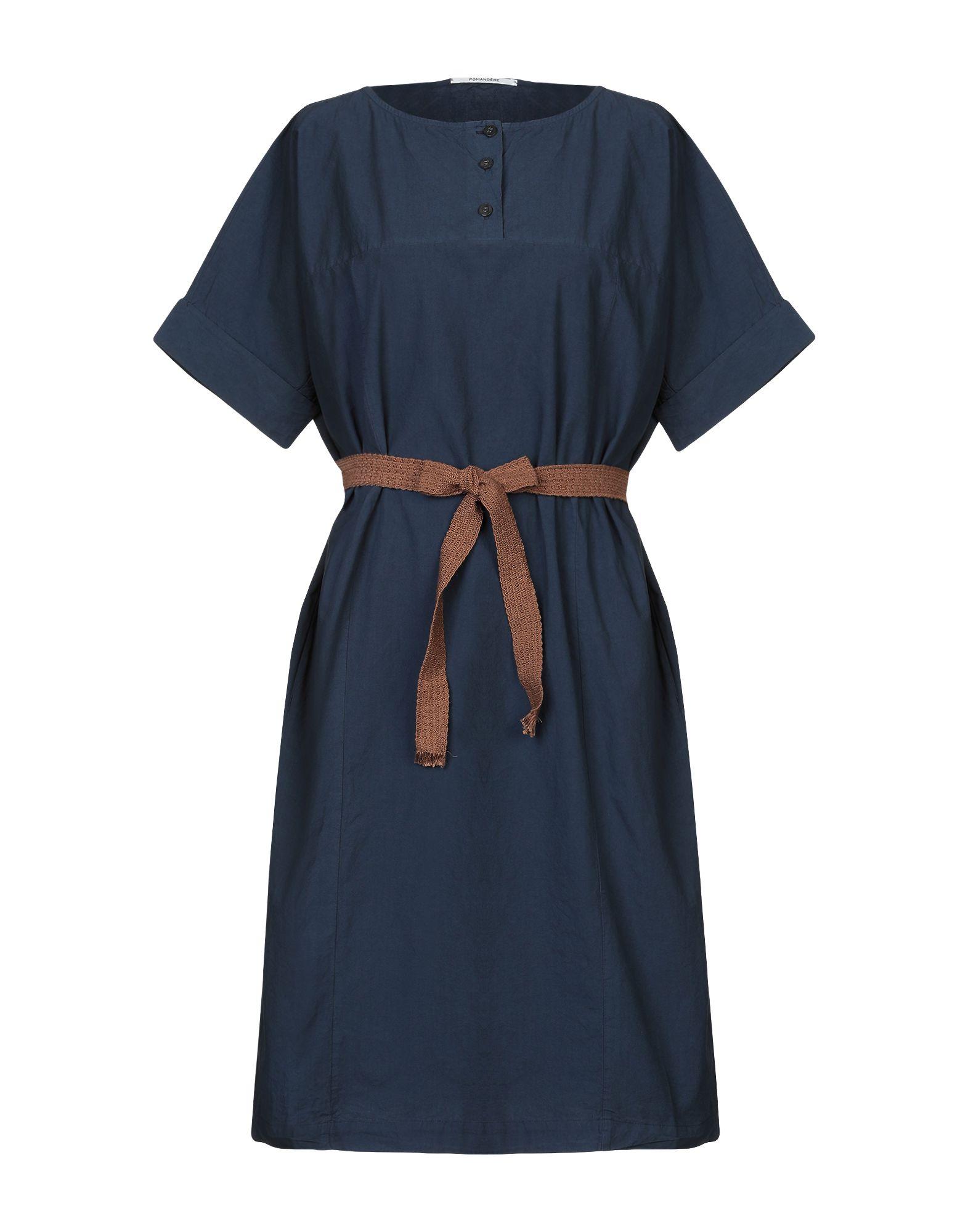 POMANDÈRE Платье до колена цена 2017