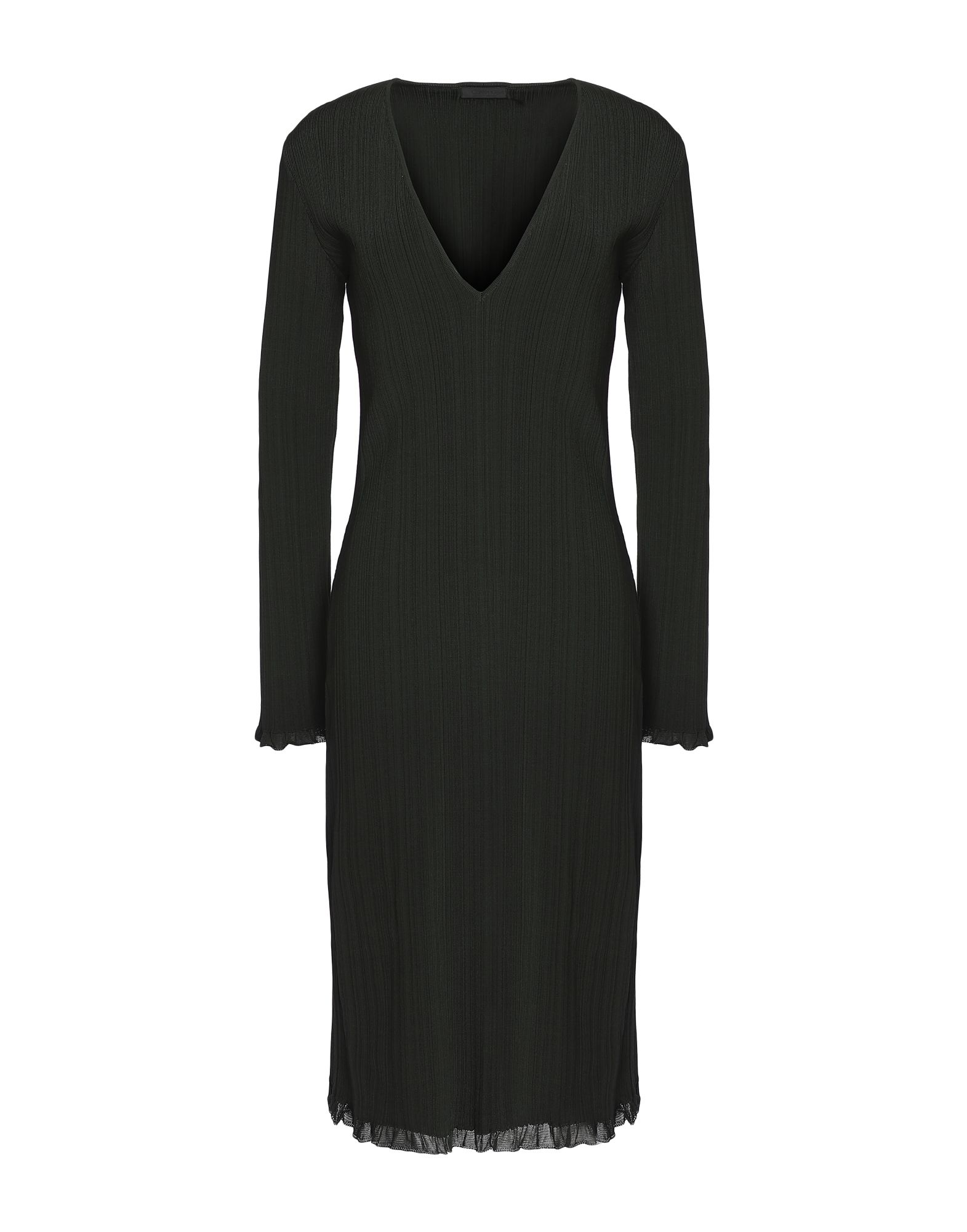 CALVIN KLEIN COLLECTION Платье до колена цена 2017