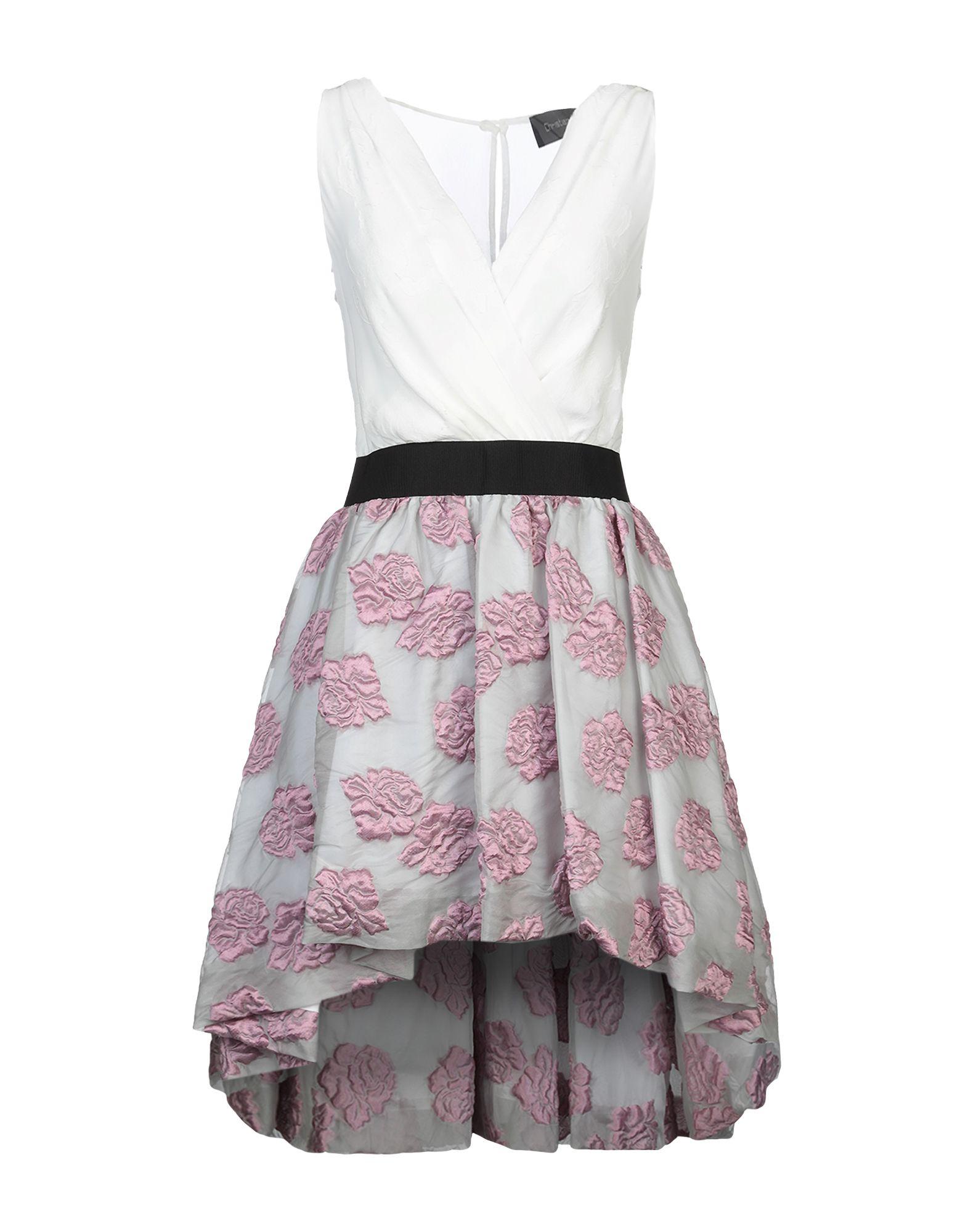 CHRISTIAN PELLIZZARI Платье до колена