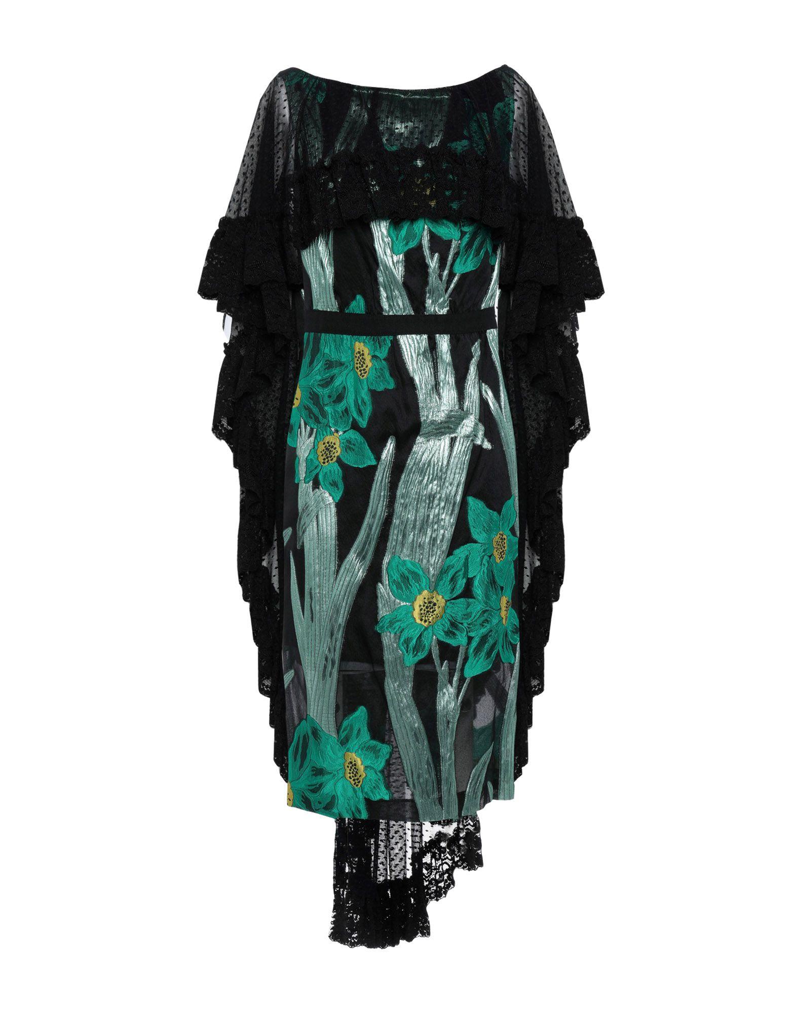 CHRISTIAN PELLIZZARI Платье до колена carol christian poell платье до колена