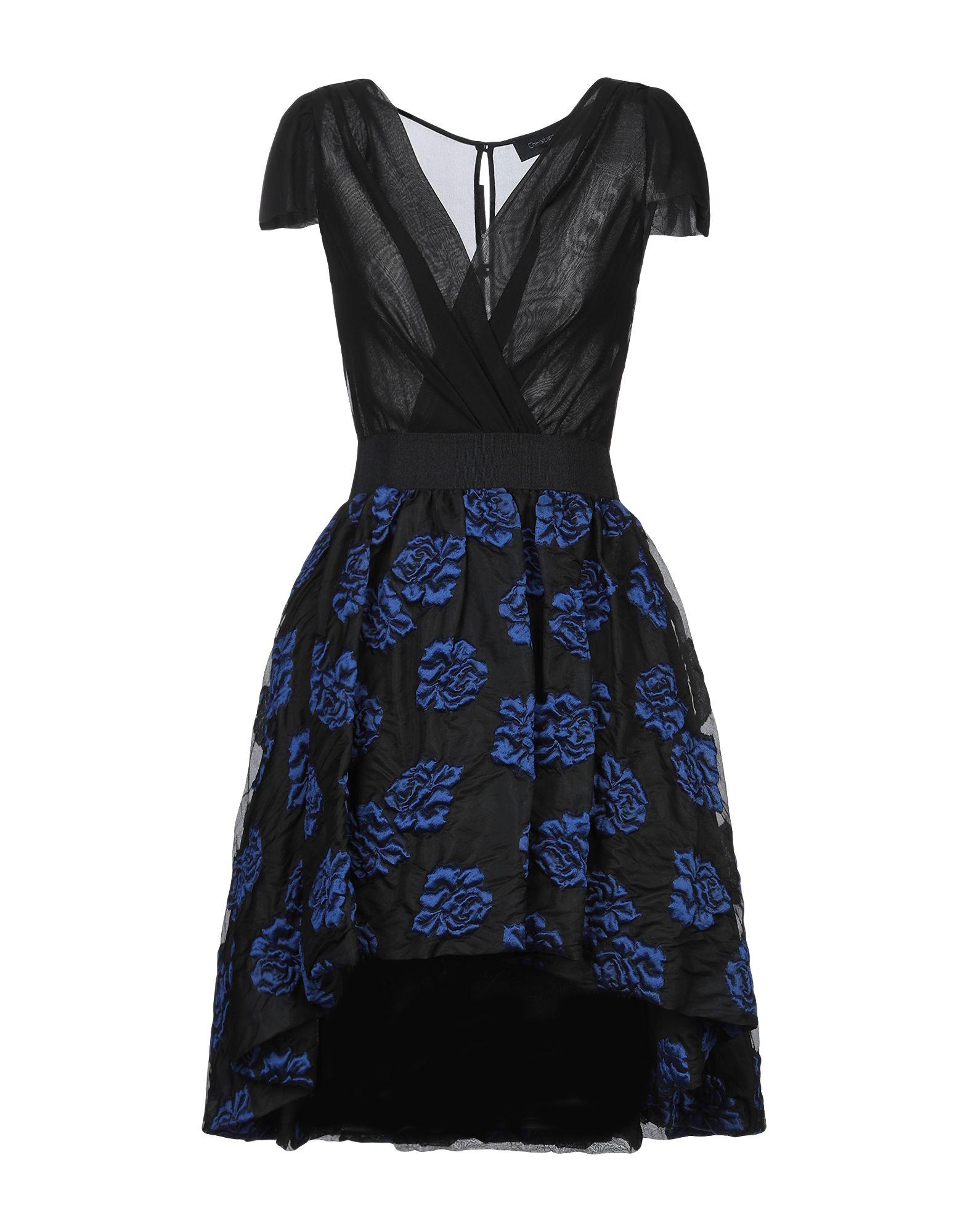 CHRISTIAN PELLIZZARI Платье до колена цена