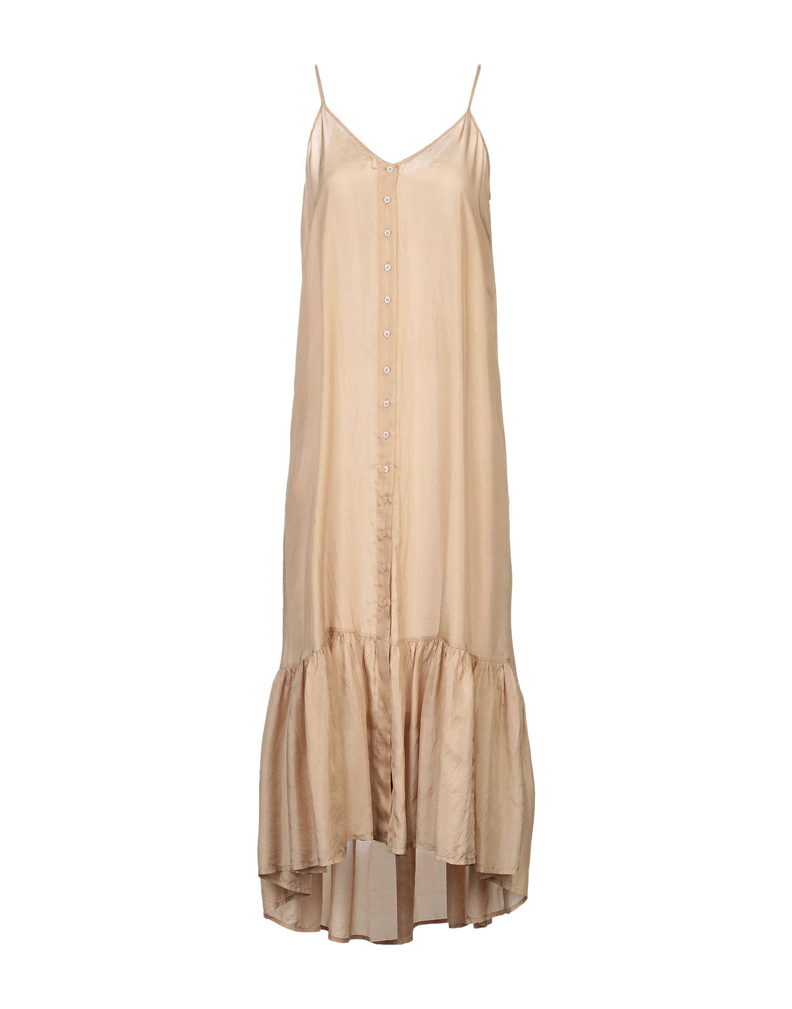 MES DEMOISELLES Длинное платье mes demoiselles воротник