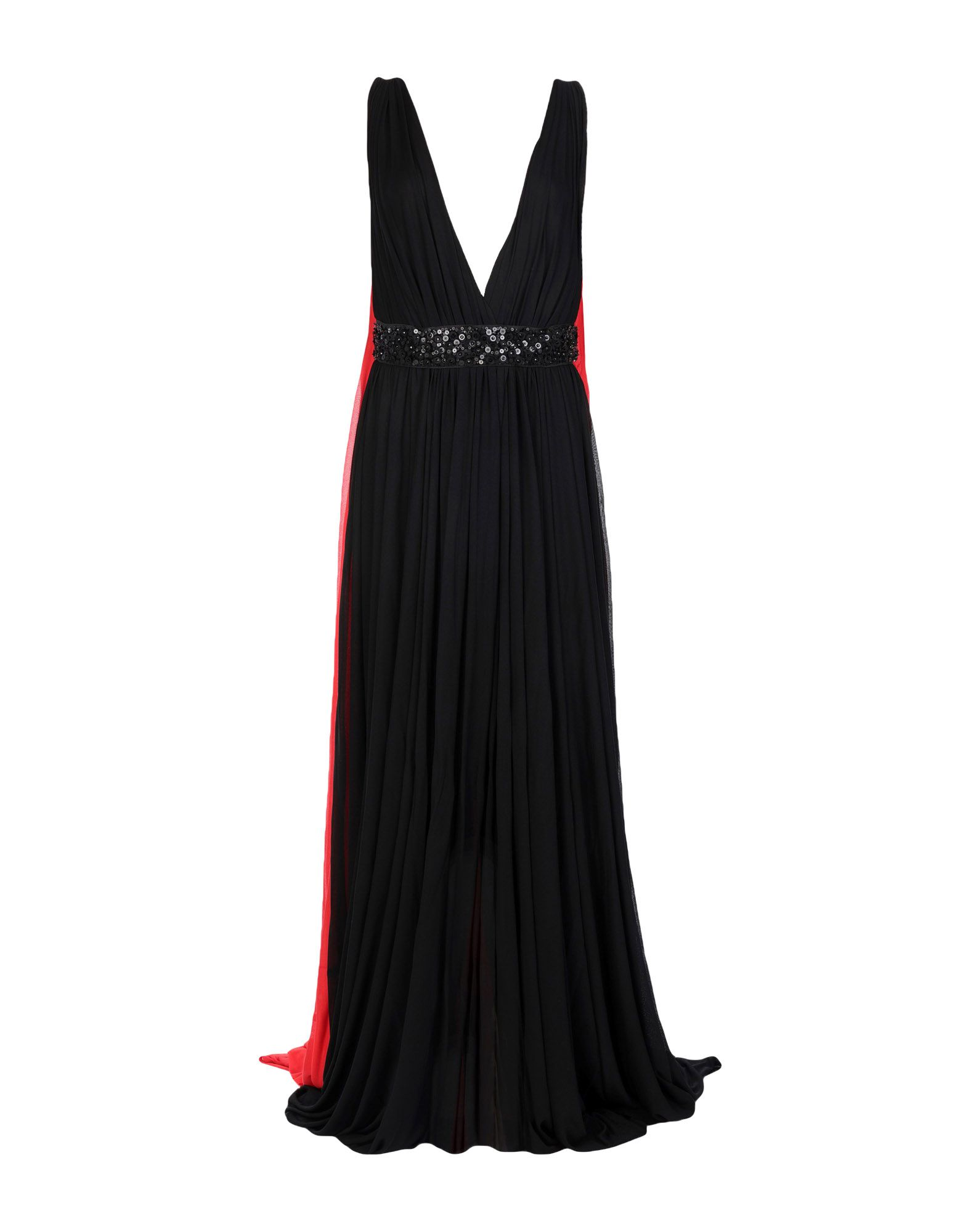 TALBOT RUNHOF Длинное платье oz10 длинное платье
