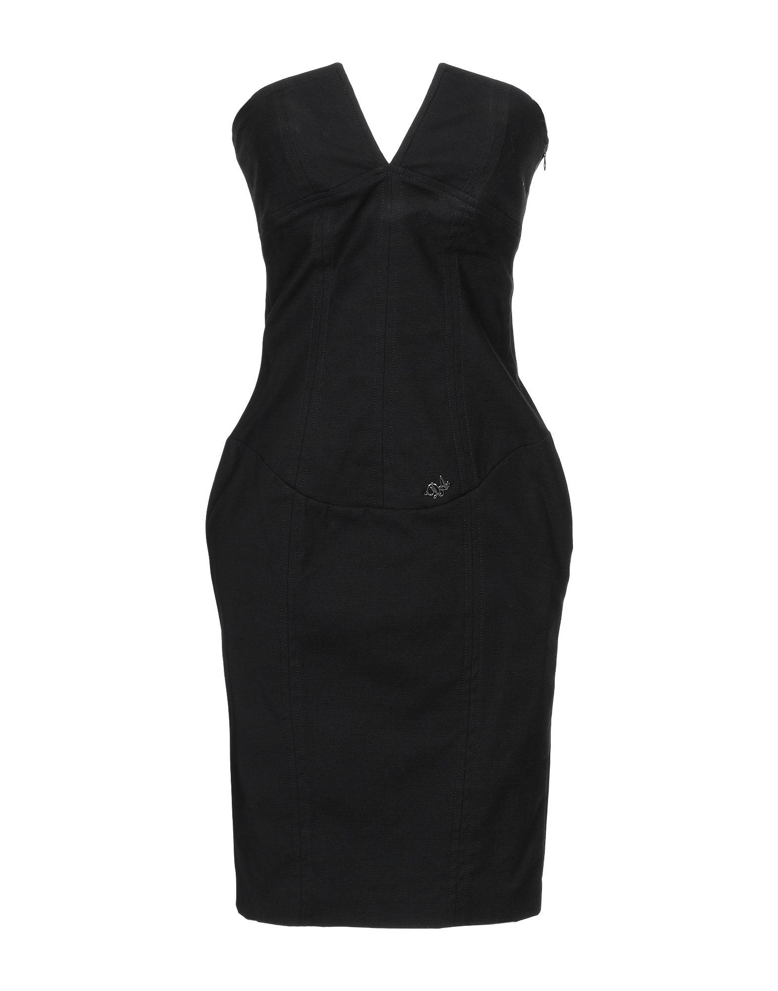 DANIELE ALESSANDRINI Короткое платье