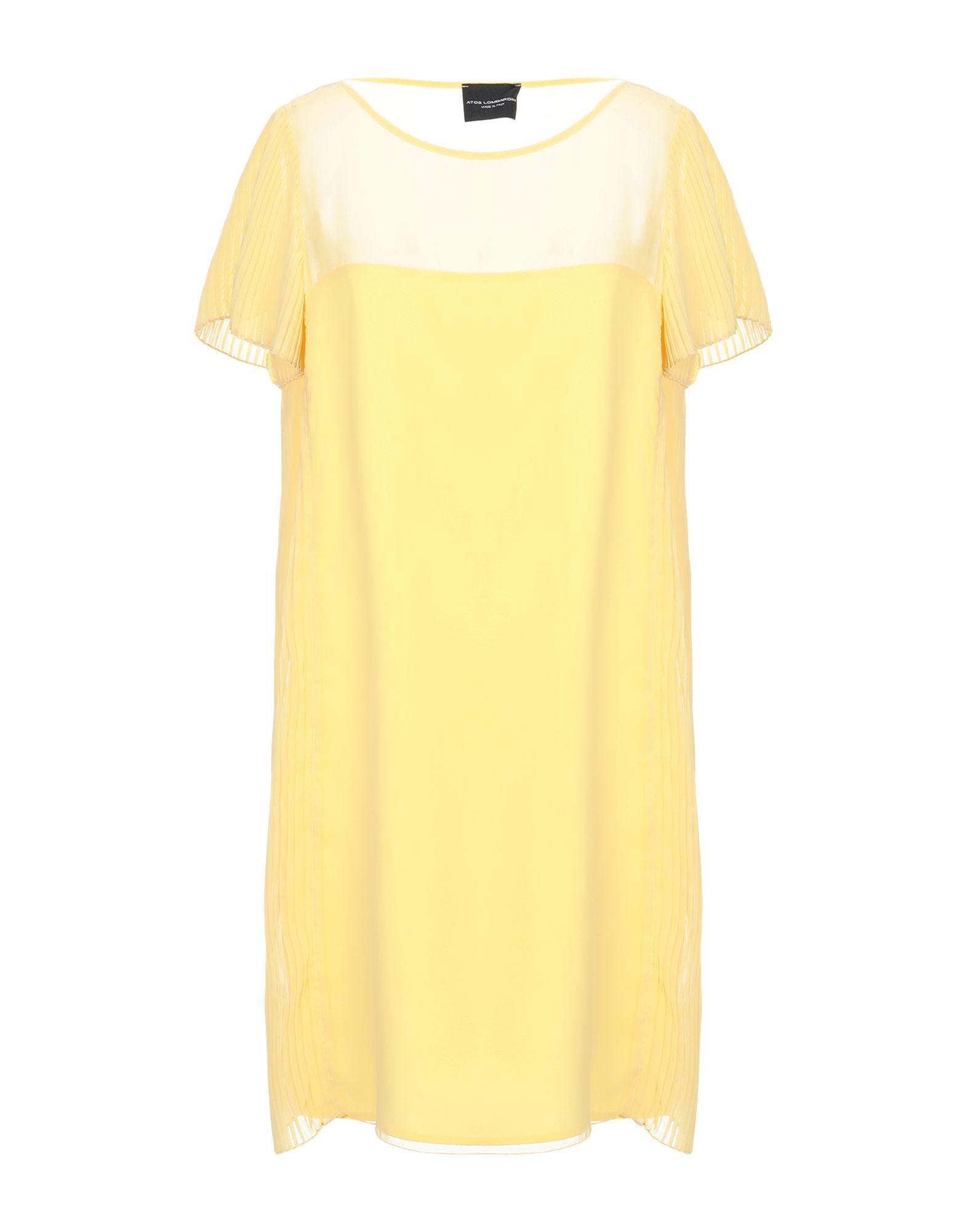 ATOS LOMBARDINI Короткое платье fornarina короткое платье