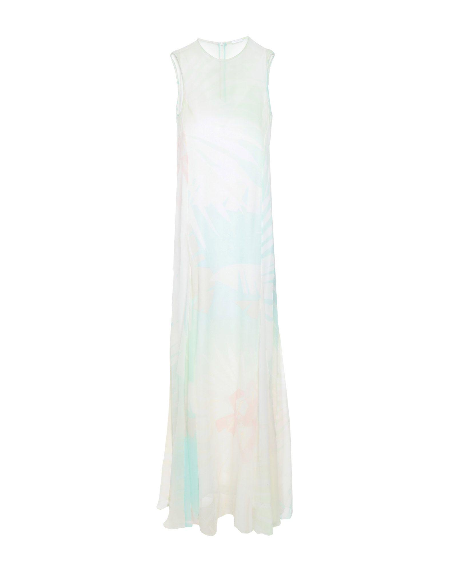 OSKLEN Длинное платье