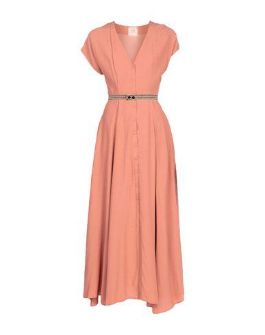 Длинное платье SE-TA Rosy Iacovone