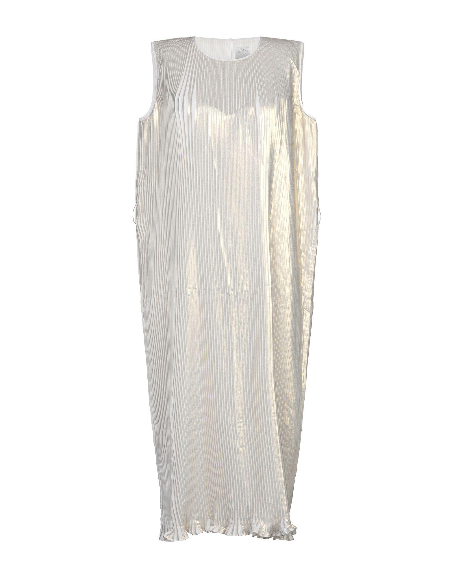 HUISHAN ZHANG Платье длиной 3/4 liqing zhang pinyin riji duanwen