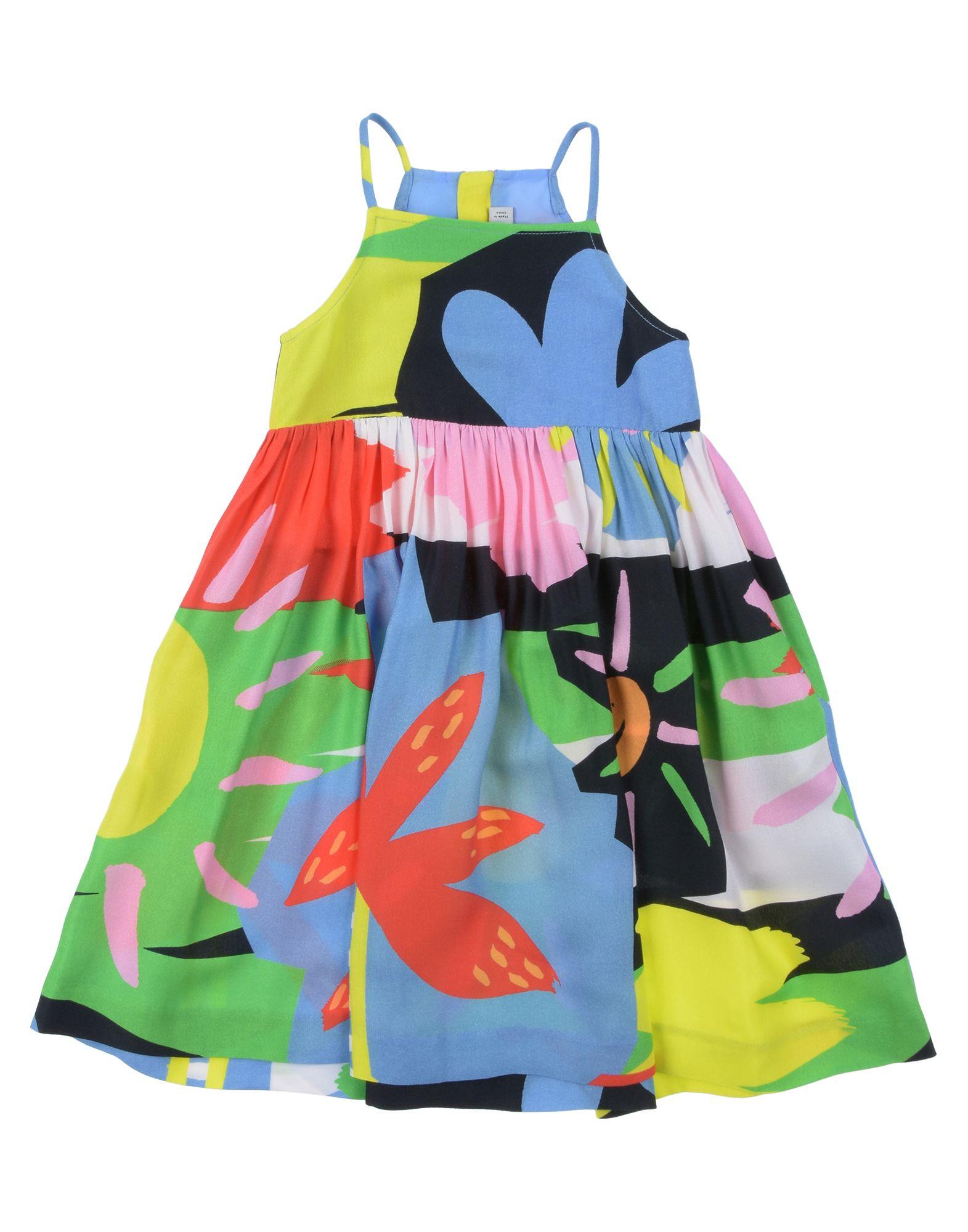 《セール開催中》STELLA McCARTNEY KIDS ガールズ 3-8 歳 ワンピース&ドレス アジュールブルー 3 レーヨン 100%