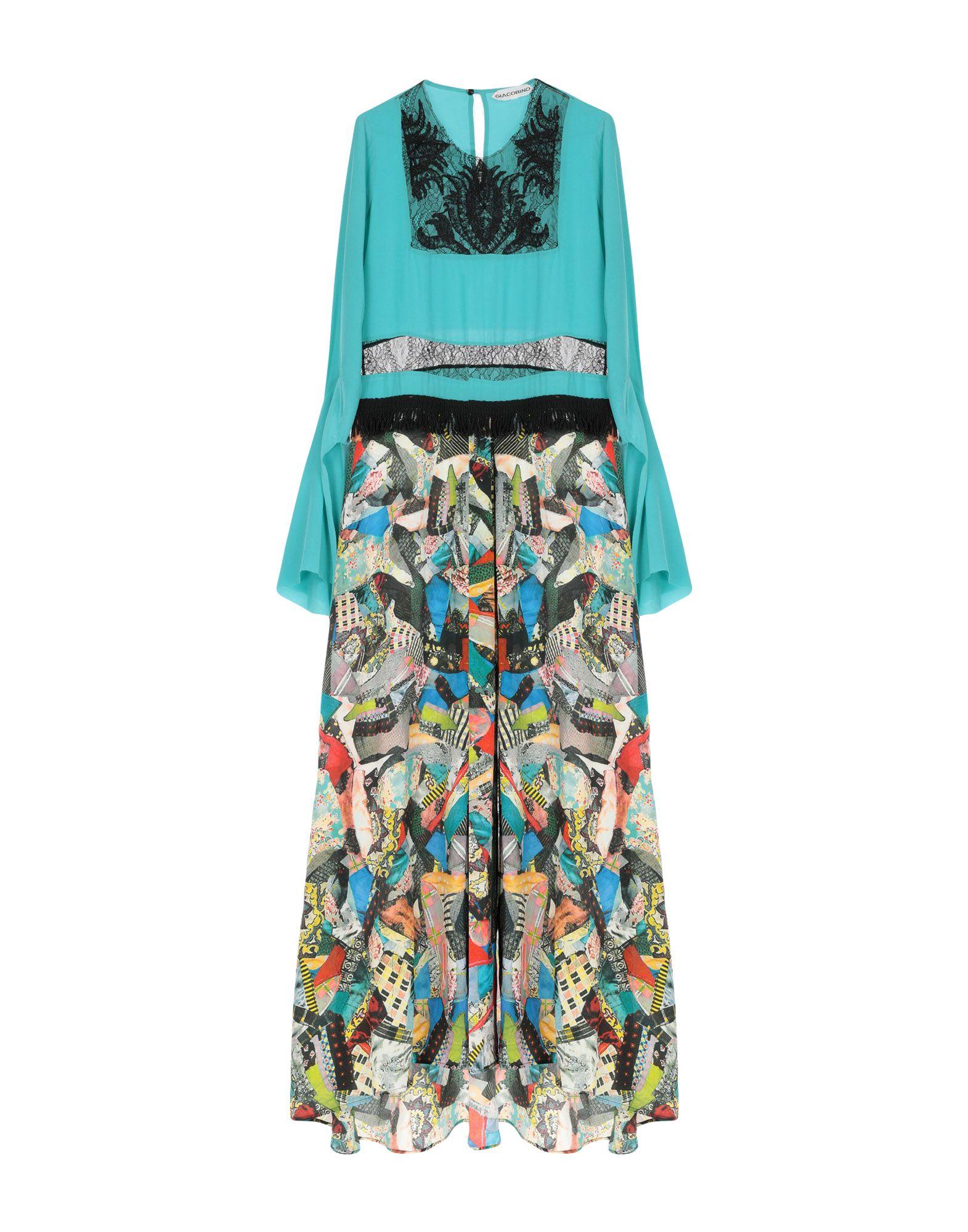 GIACOBINO Длинное платье