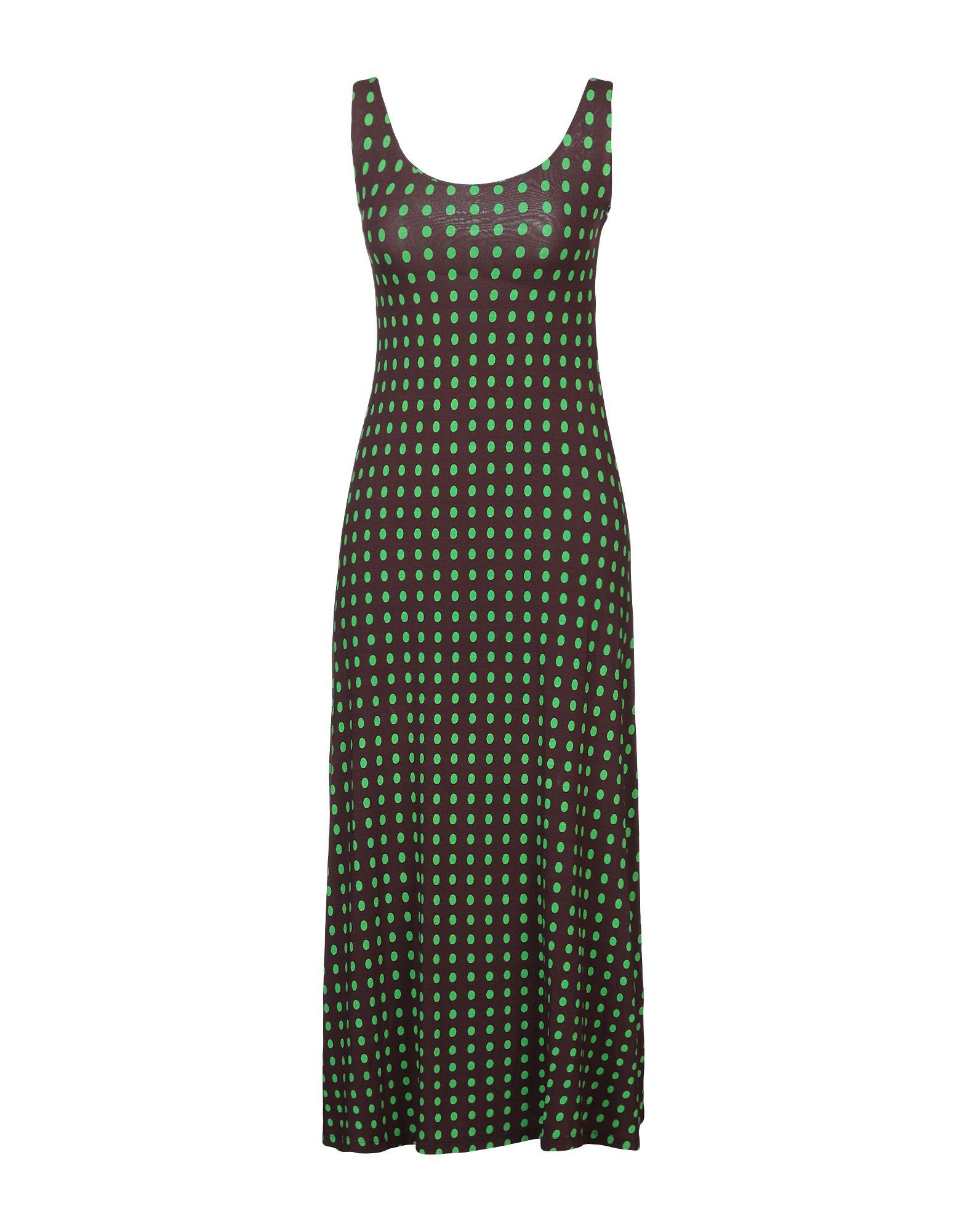 Фото - SIYU Платье длиной 3/4 платье комбинезон в горошек 1 мес 3 года