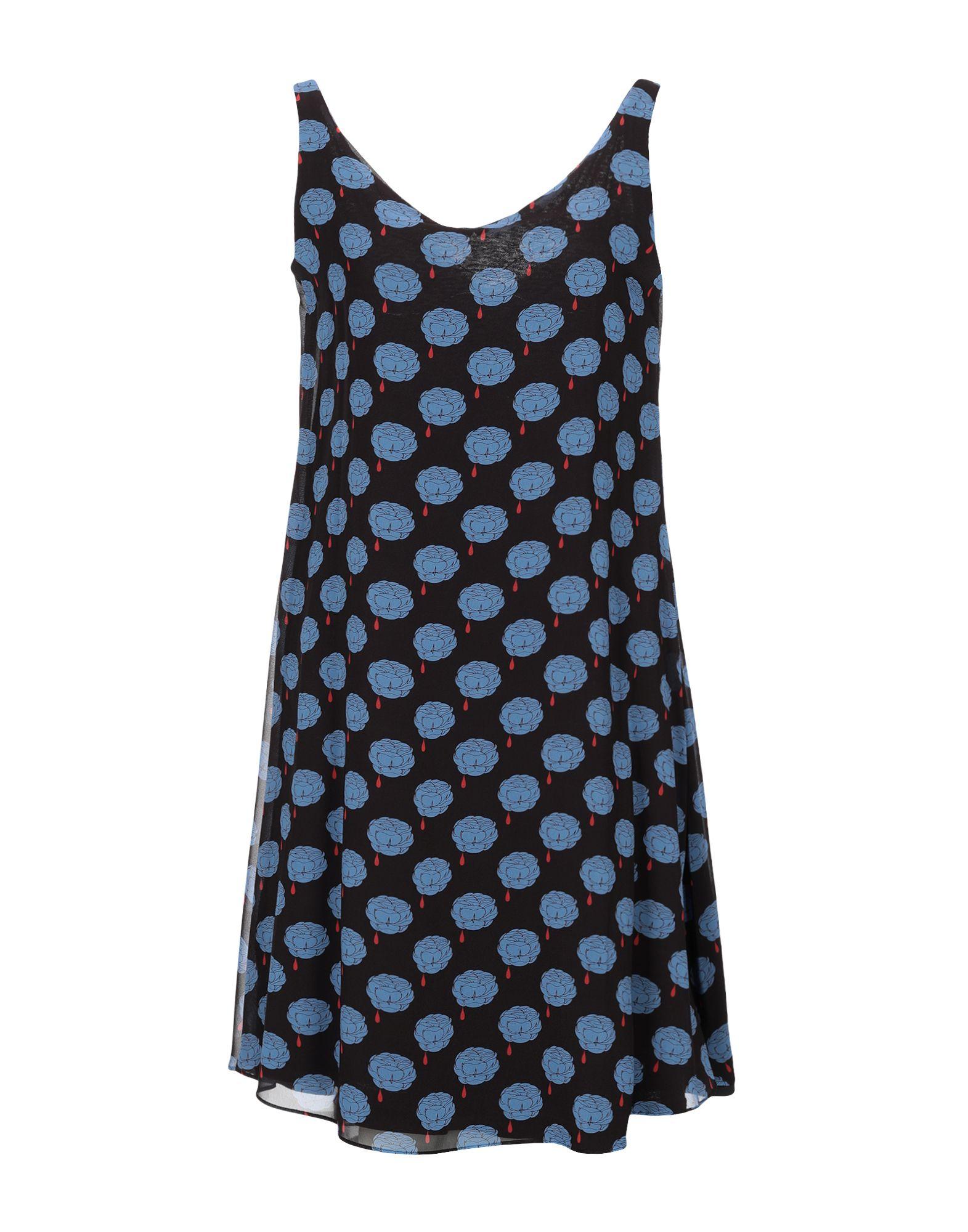 цены на UNDERCOVER Короткое платье  в интернет-магазинах