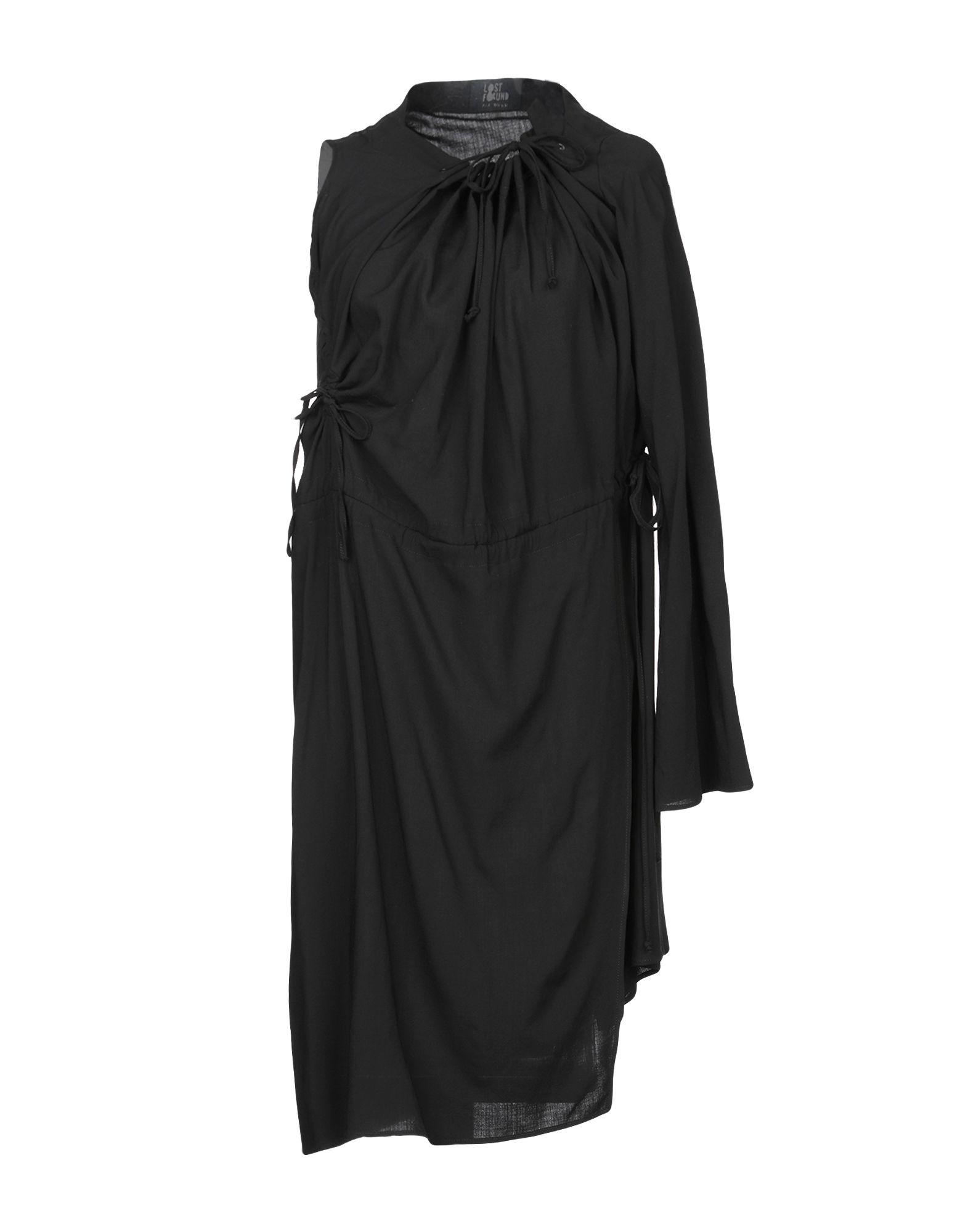 LOST & FOUND Короткое платье