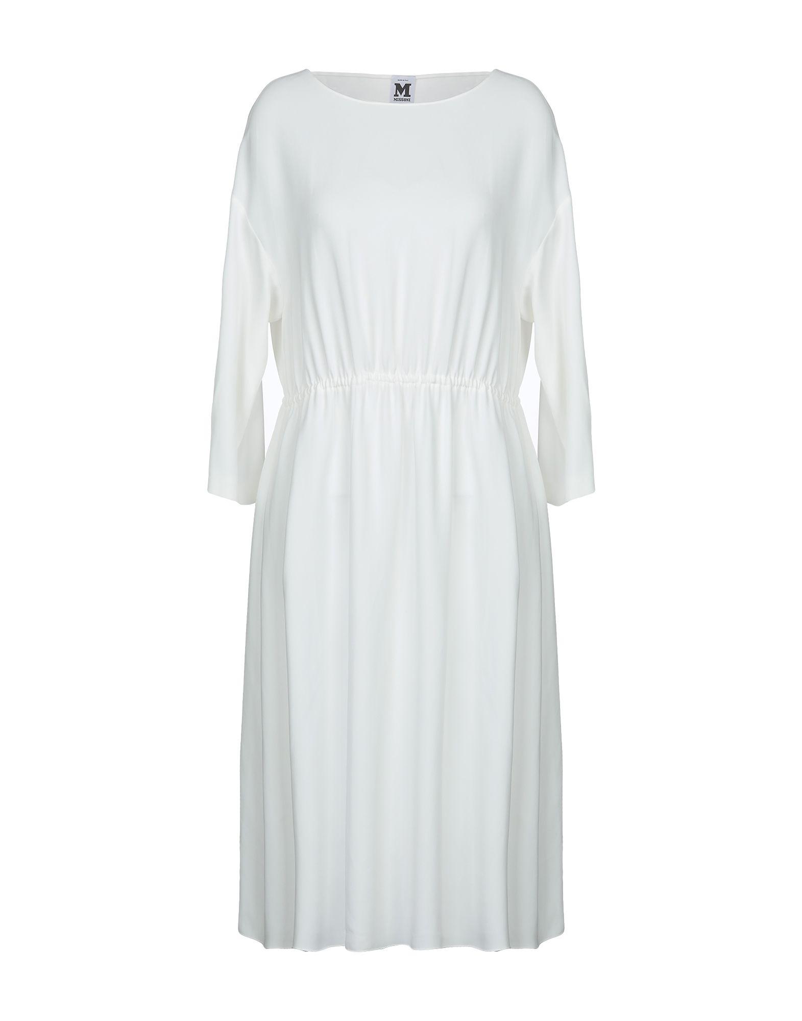 цены M MISSONI Платье до колена