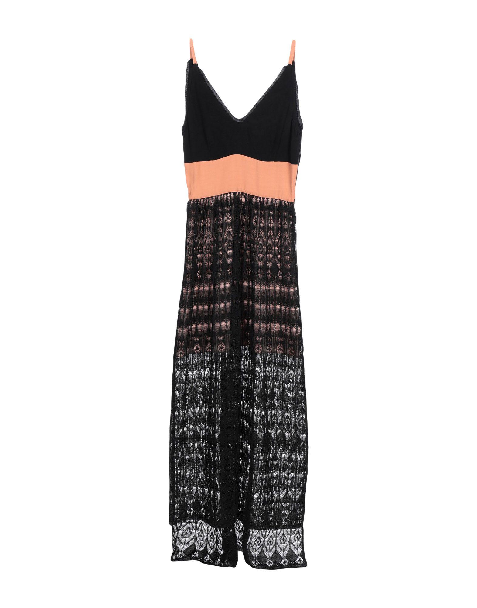 DEVOTION Длинное платье