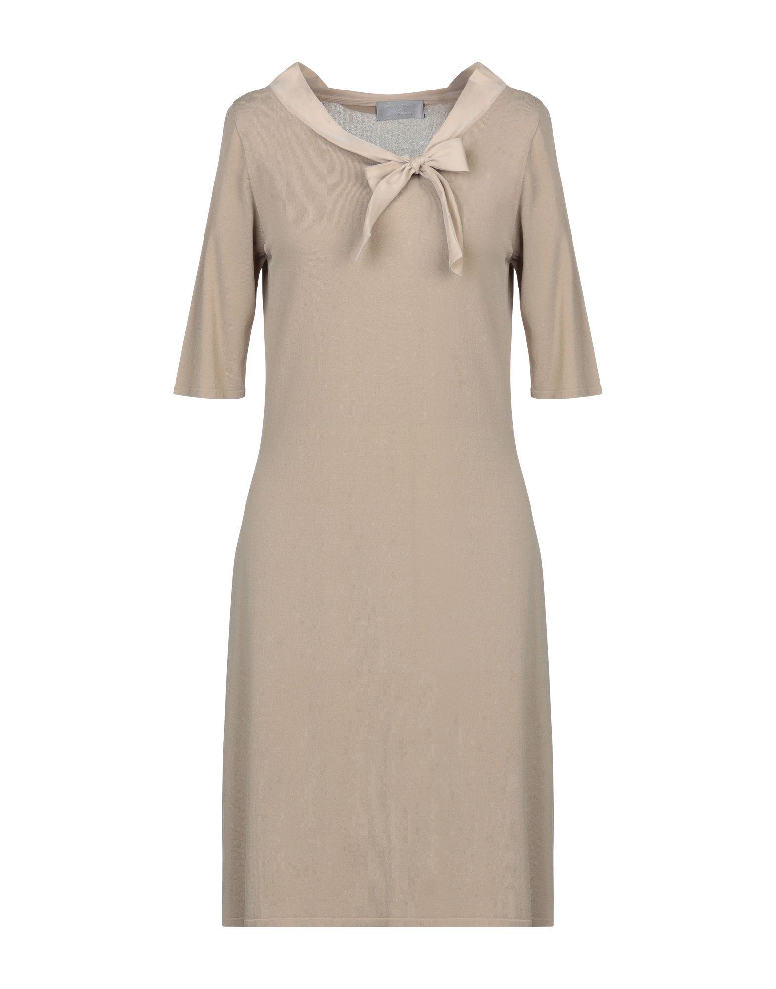 LORENA ANTONIAZZI Платье до колена цена 2017