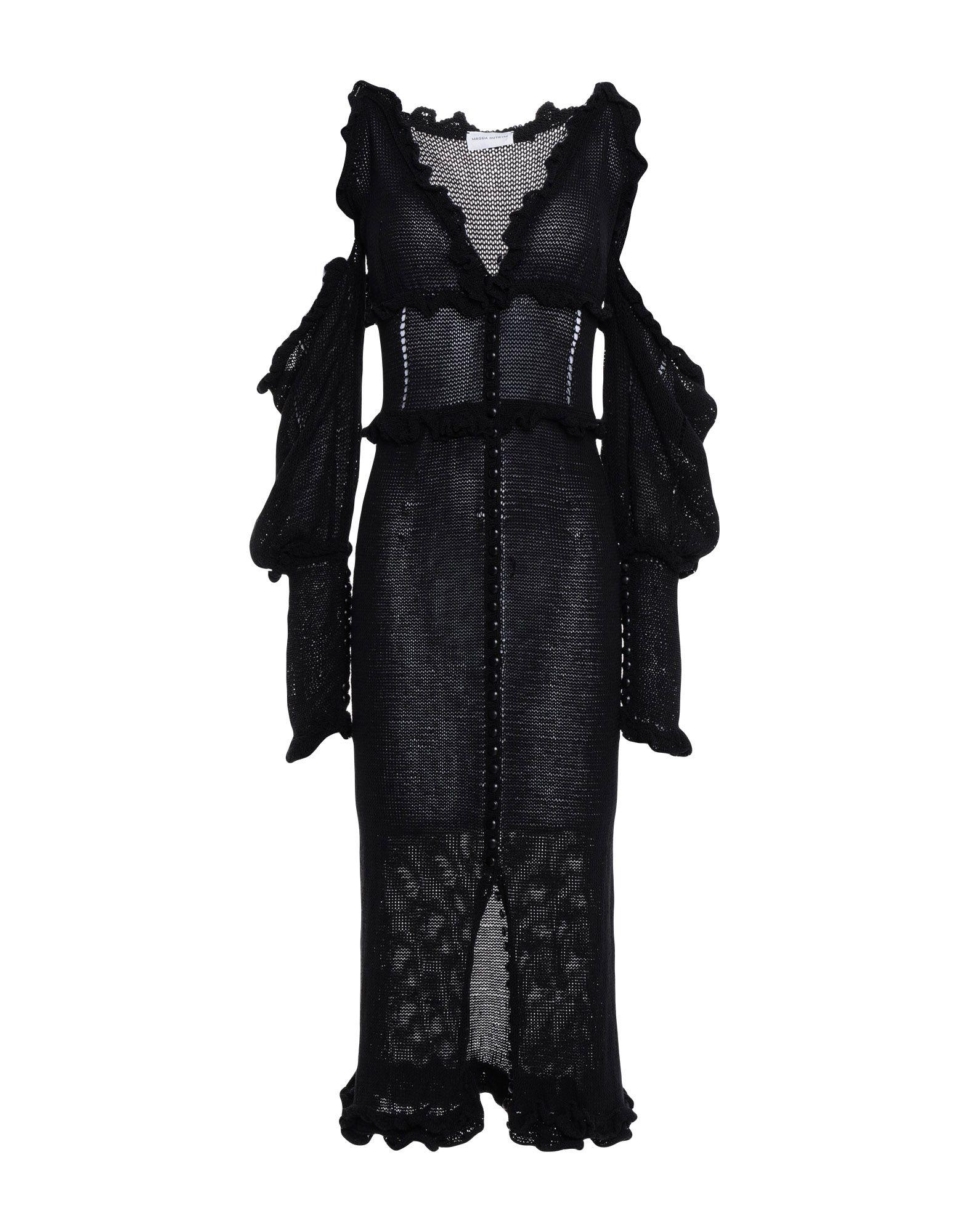 MAGDA BUTRYM Платье длиной 3/4 футболка escada sport escada sport es006ewbnar8