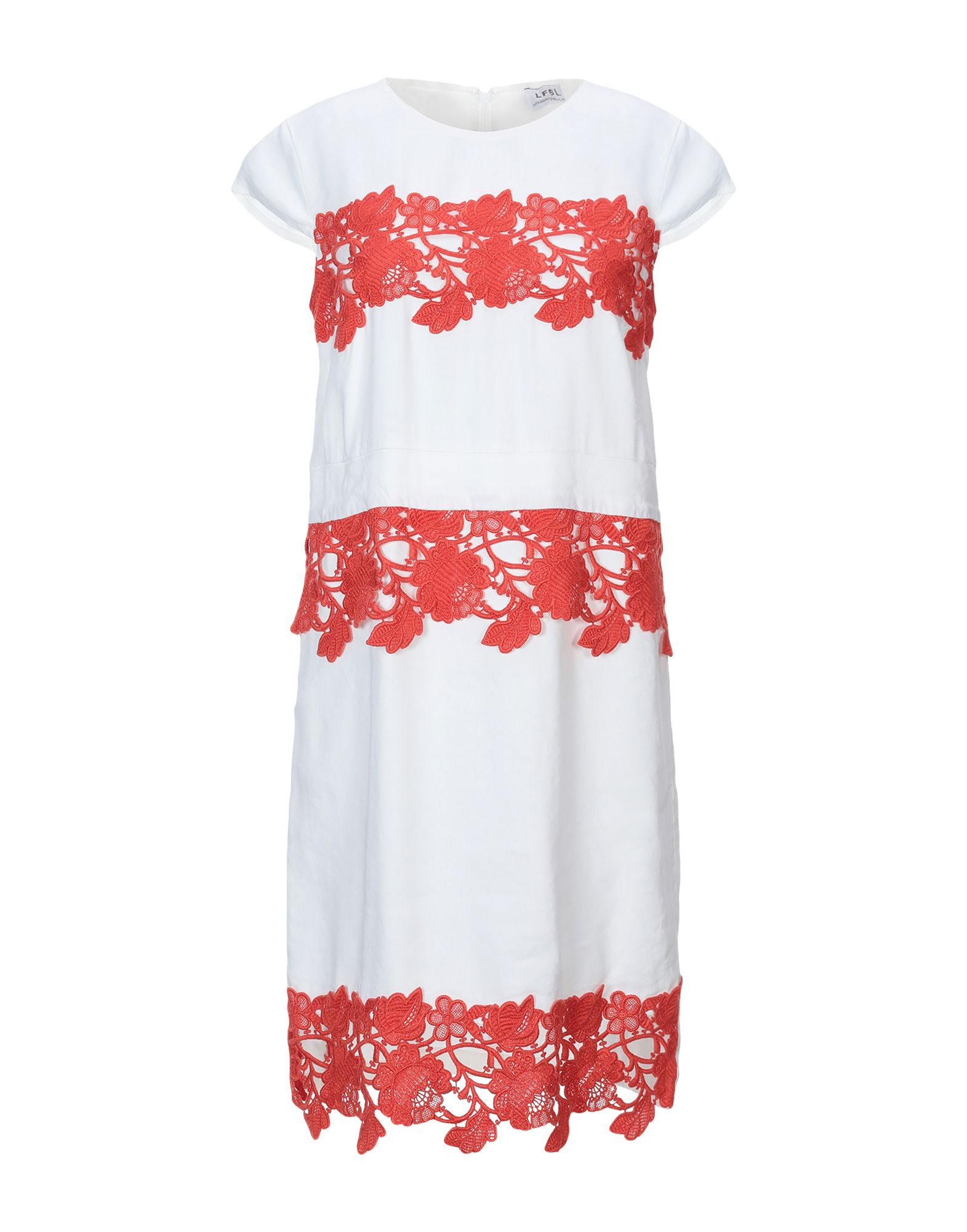 цена на LFDL LA FABBRICA DEL LINO Короткое платье