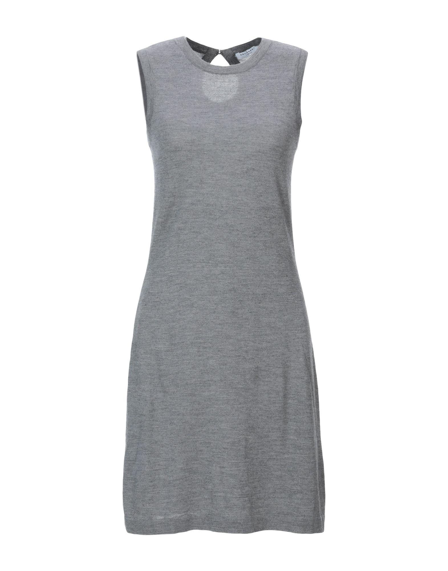 EQUIPMENT Короткое платье