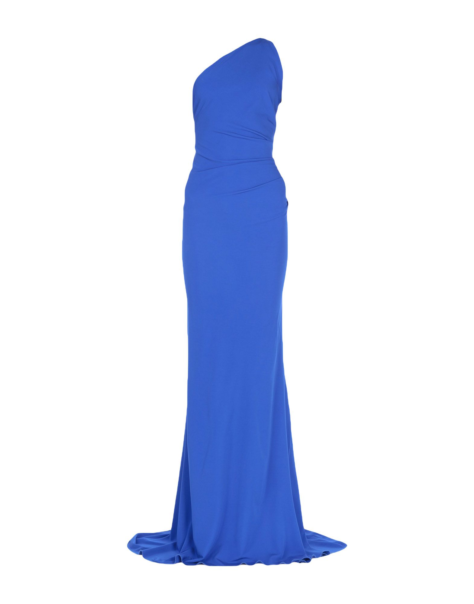 PLEIN SUD Длинное платье 923 зима полный дрель бархат вечернее платье длинное плечо банкет тост одежды тонкий тонкий хост