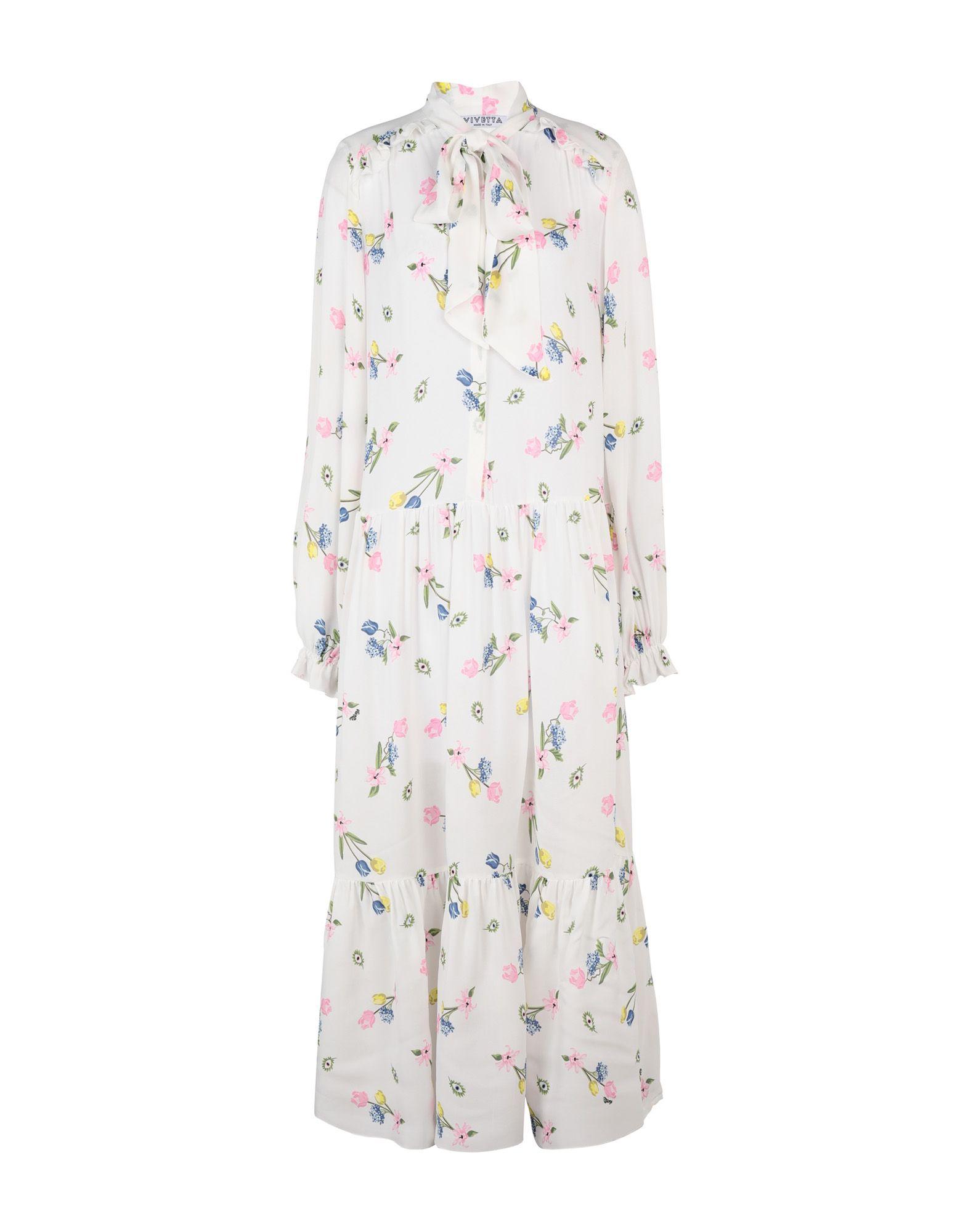 VIVETTA Длинное платье vivetta длинное платье