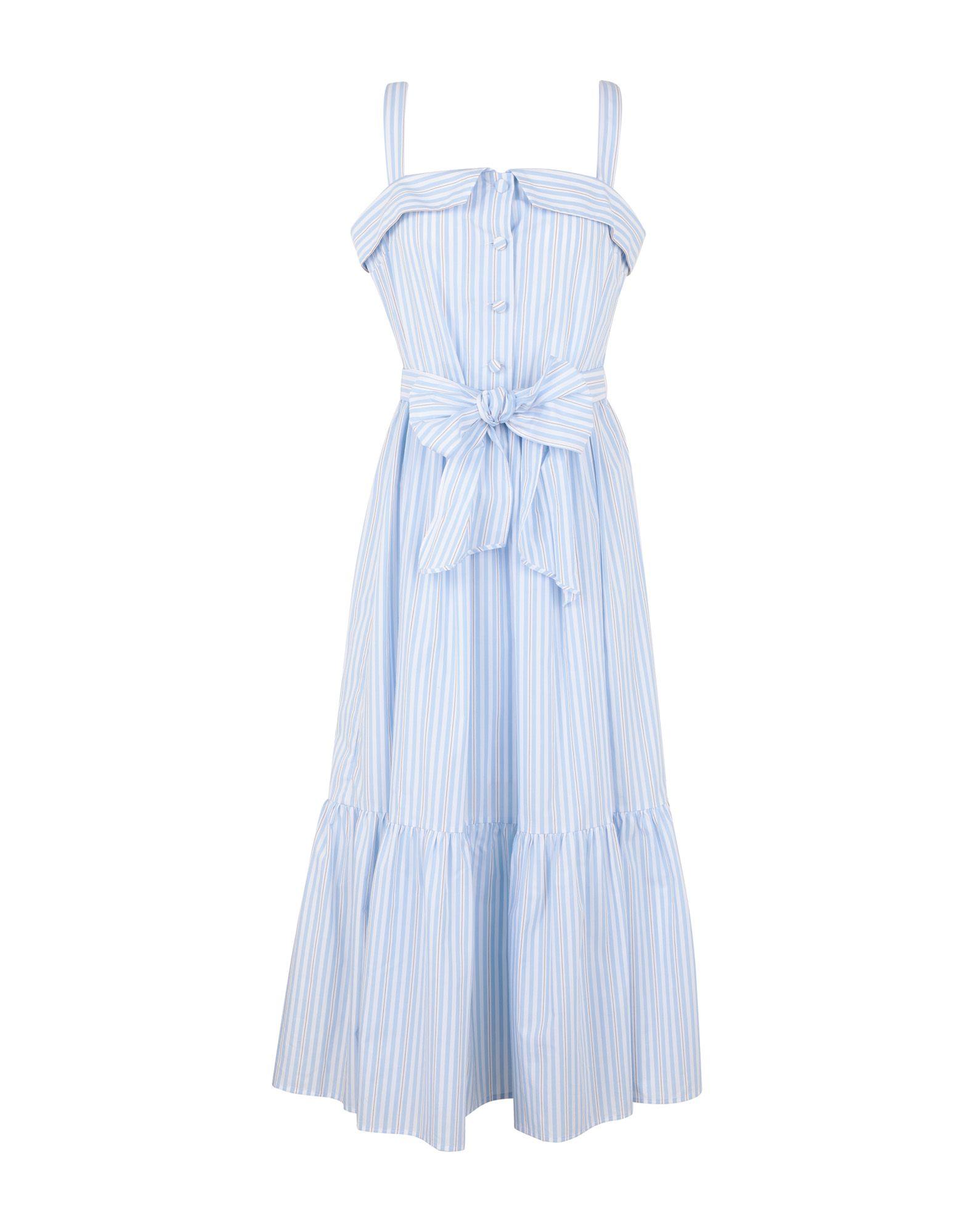 VIVETTA Платье длиной 3/4 vivetta ремень